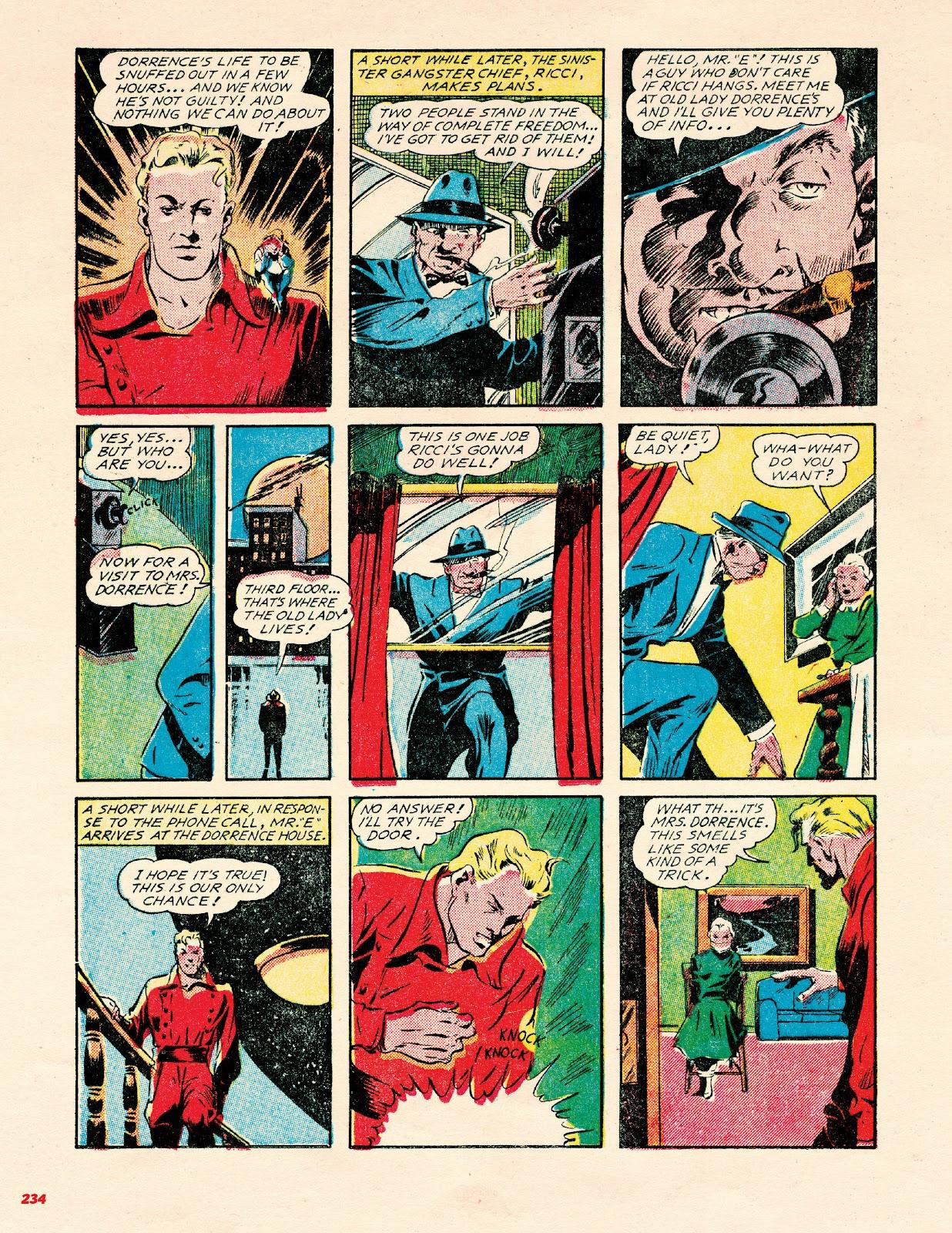 Read online Super Weird Heroes comic -  Issue # TPB 1 (Part 3) - 34