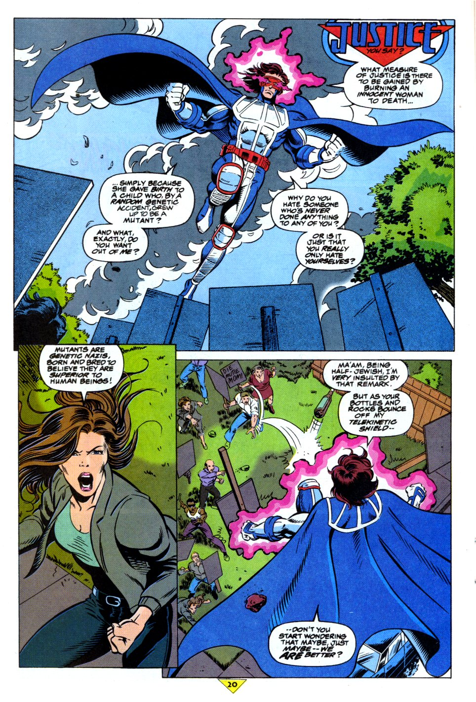 The New Warriors Issue #43 #47 - English 17