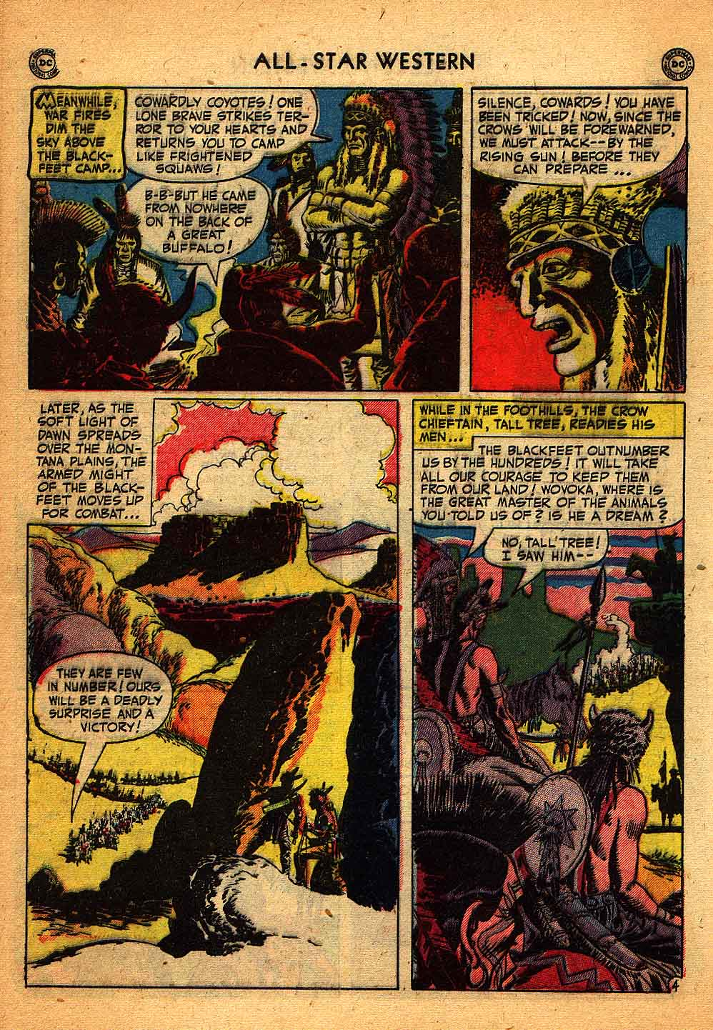 Read online All-Star Western (1951) comic -  Issue #58 - 42