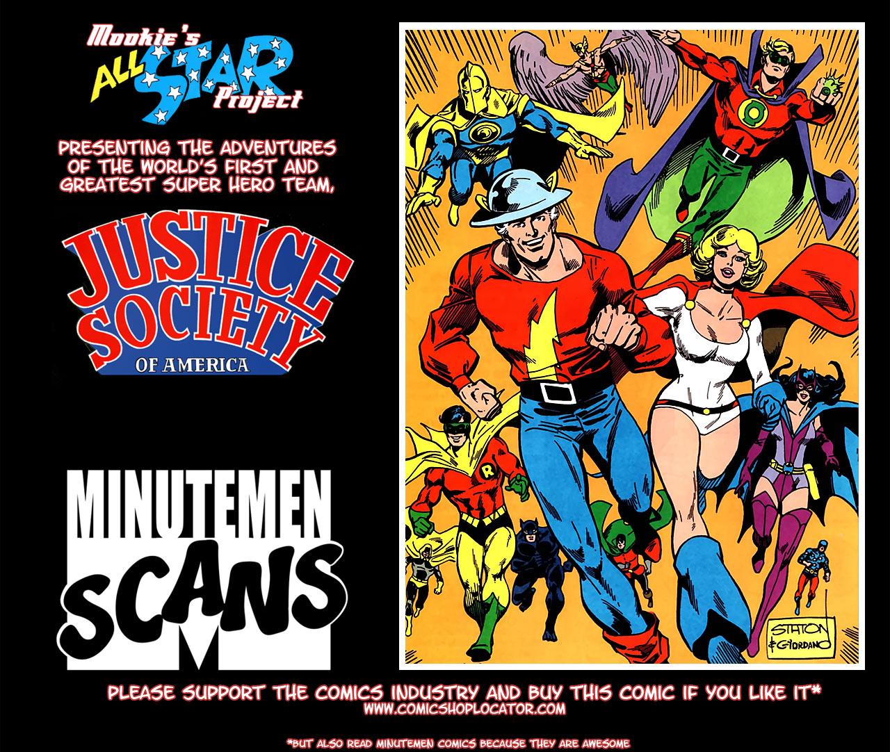 Read online Secret Society of Super-Villains comic -  Issue #15 - 37