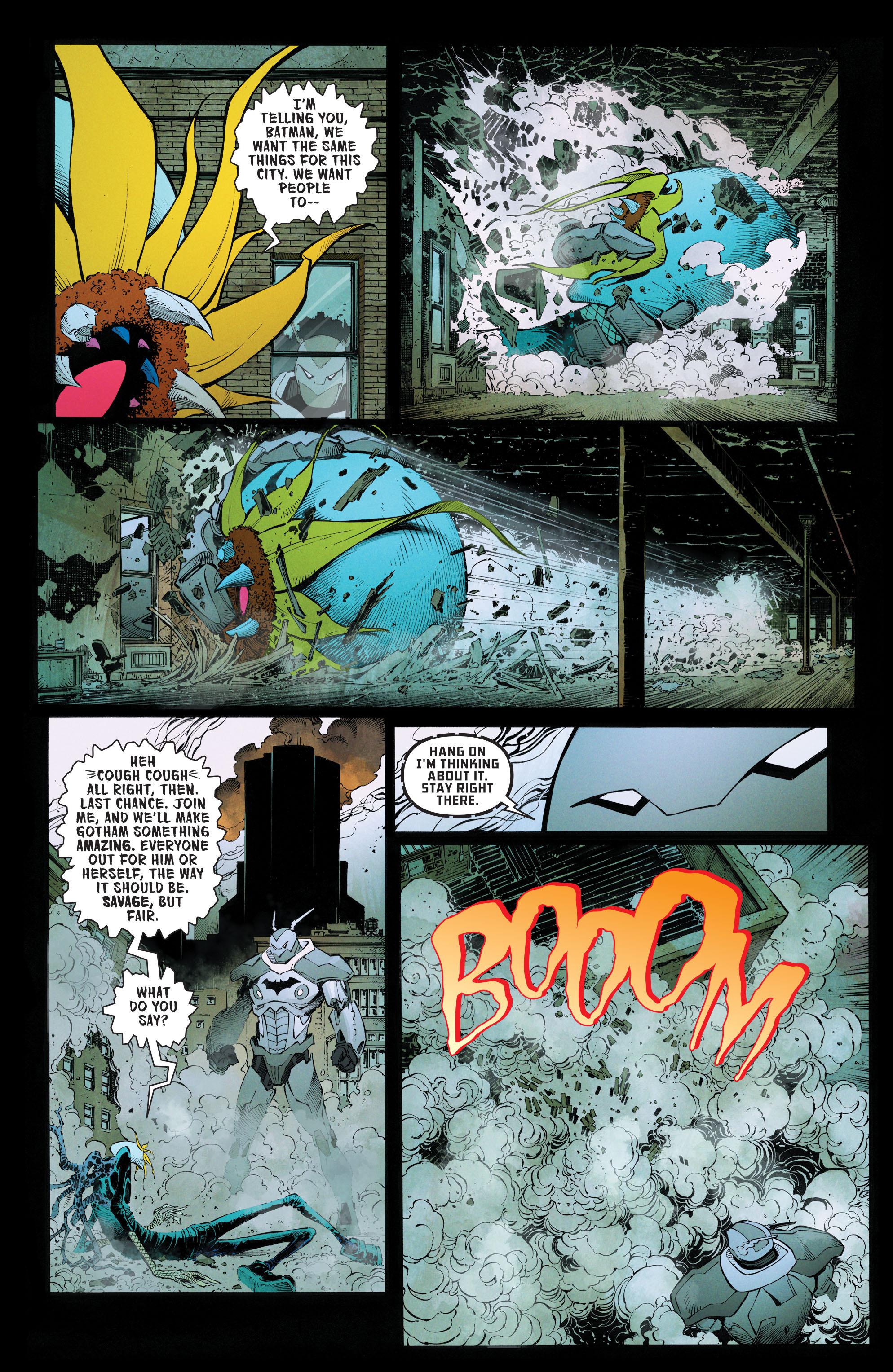 Read online Batman (2011) comic -  Issue # _TPB 9 - 120