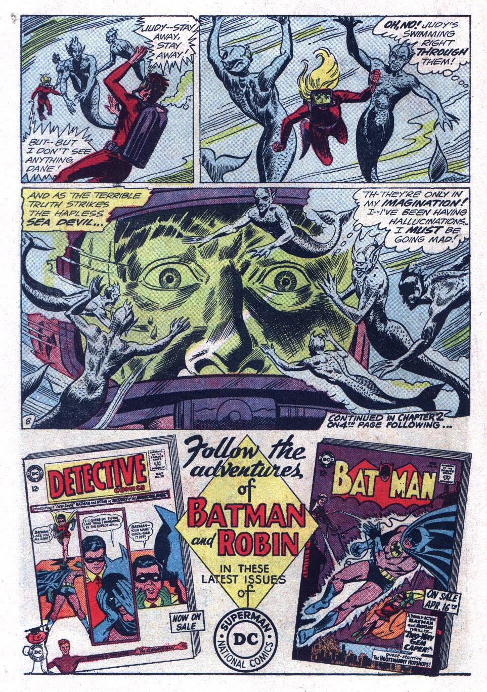 Read online Sea Devils comic -  Issue #17 - 10
