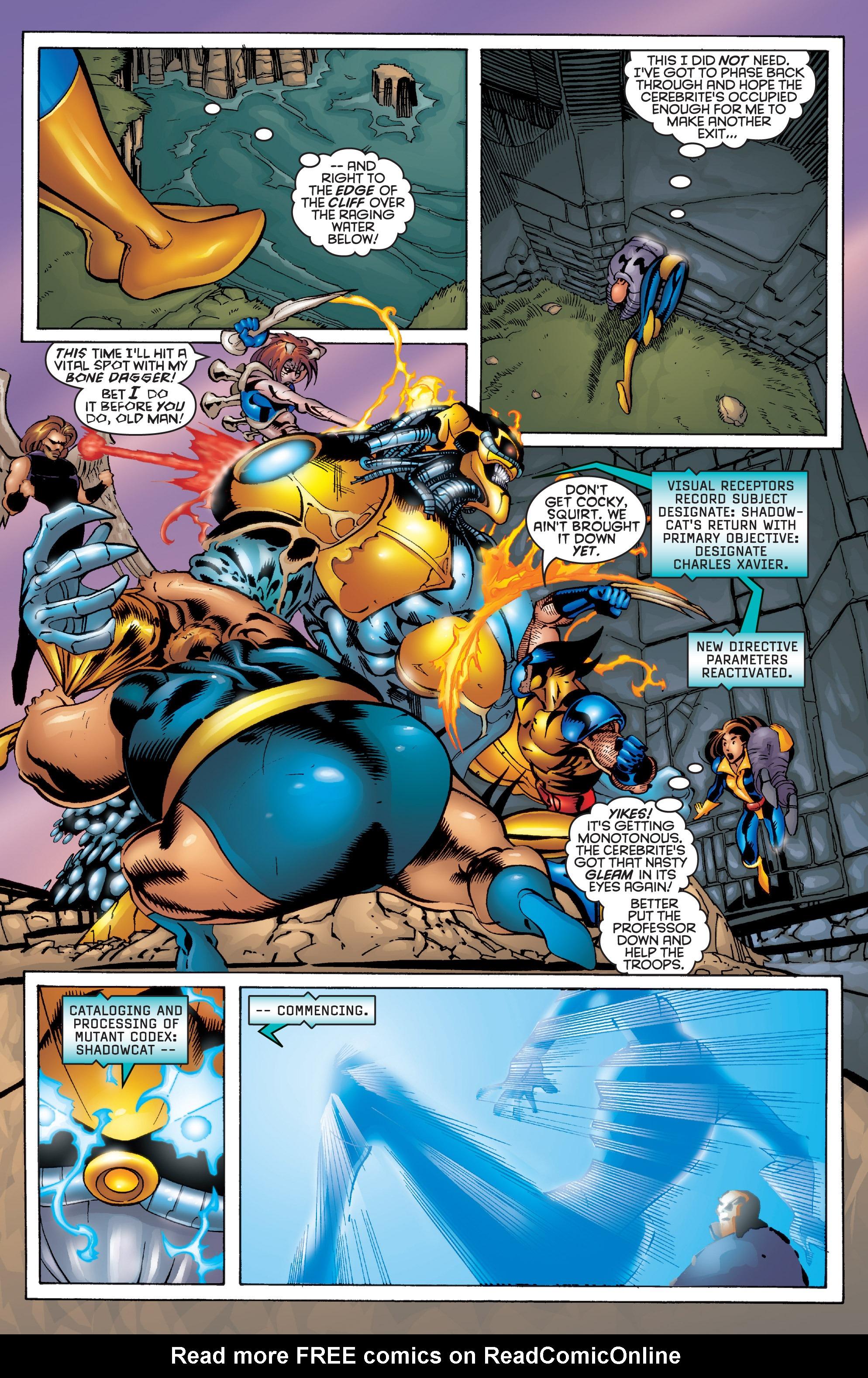 Read online Uncanny X-Men (1963) comic -  Issue #364 - 20