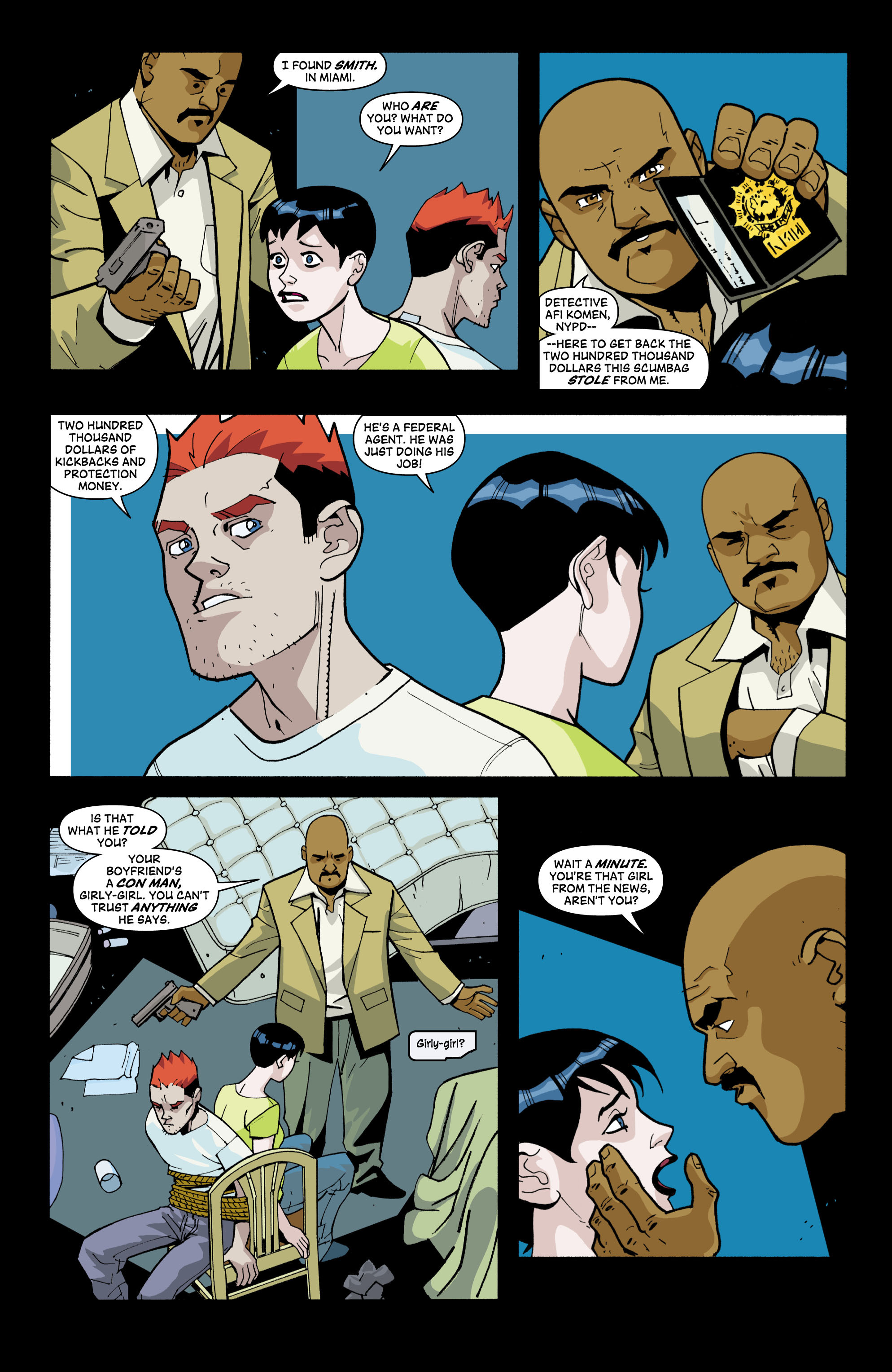 Read online Red Herring comic -  Issue #3 - 14