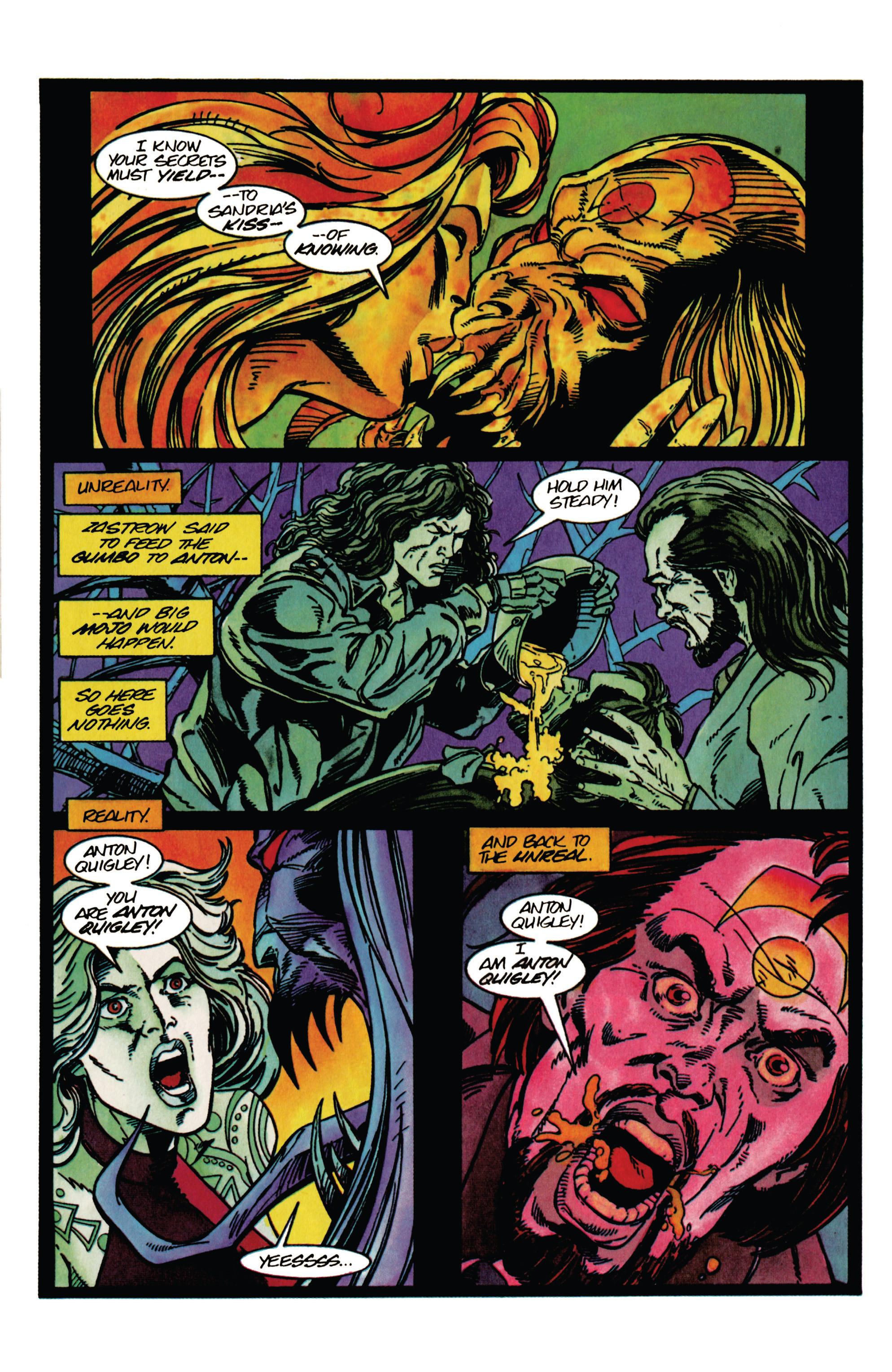 Read online Shadowman (1992) comic -  Issue #32 - 17