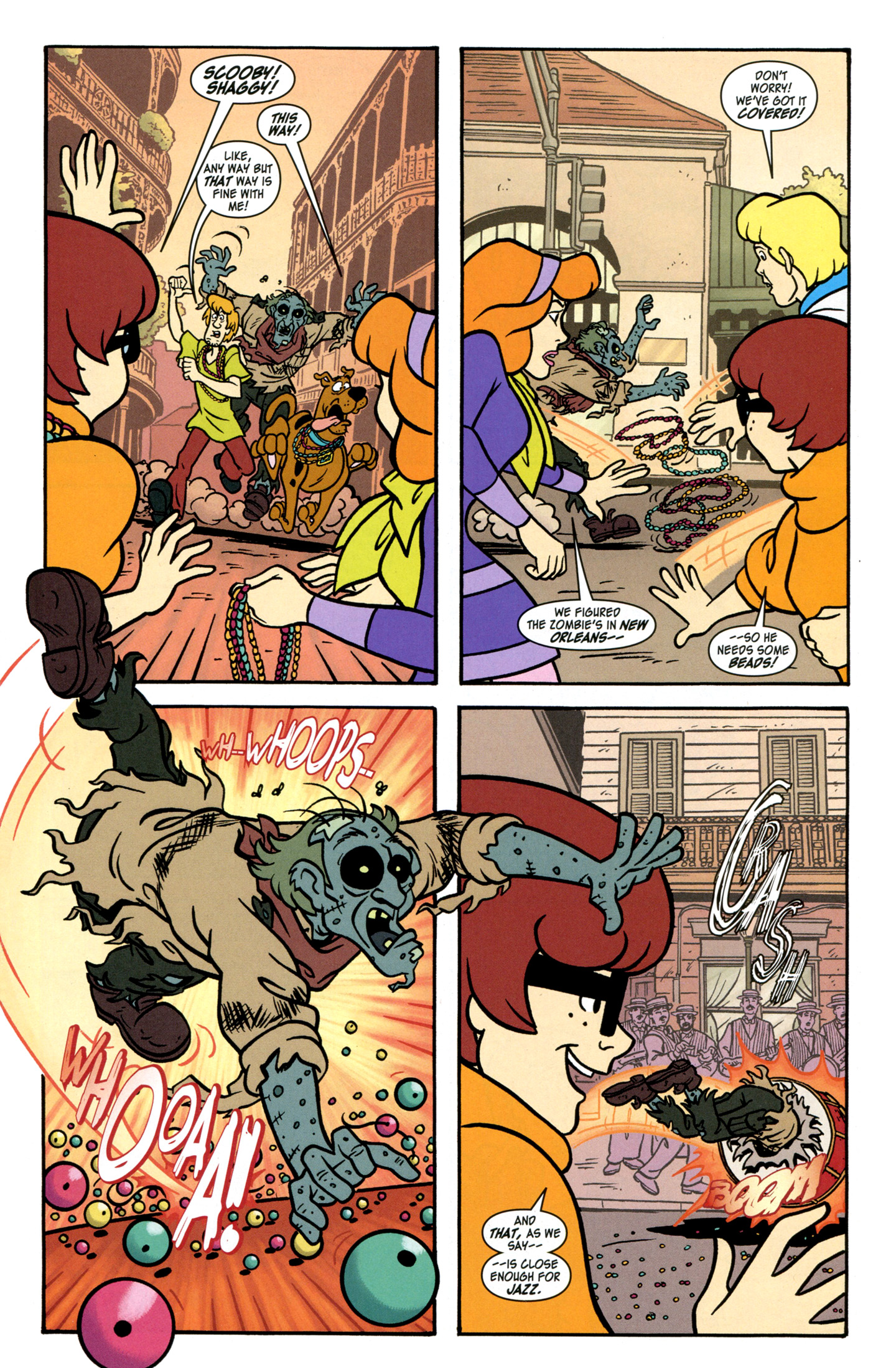 Read online Scooby-Doo: Where Are You? comic -  Issue #30 - 15