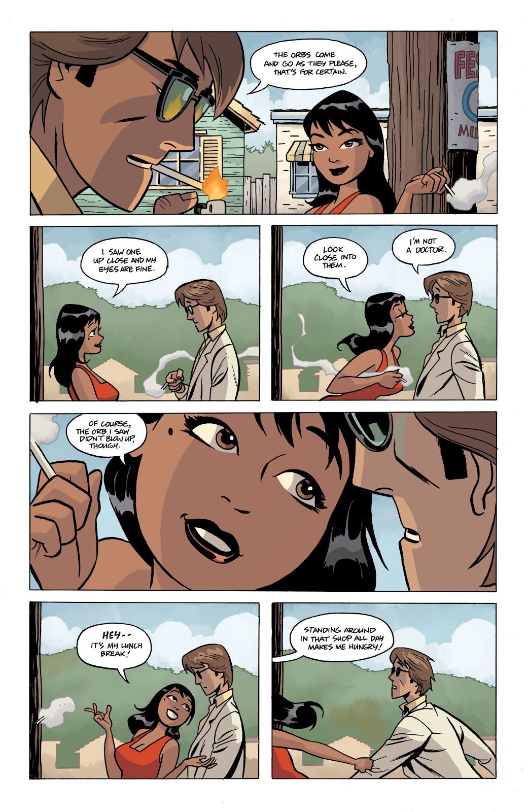 Read online The Twilight Children comic -  Issue #2 - 10