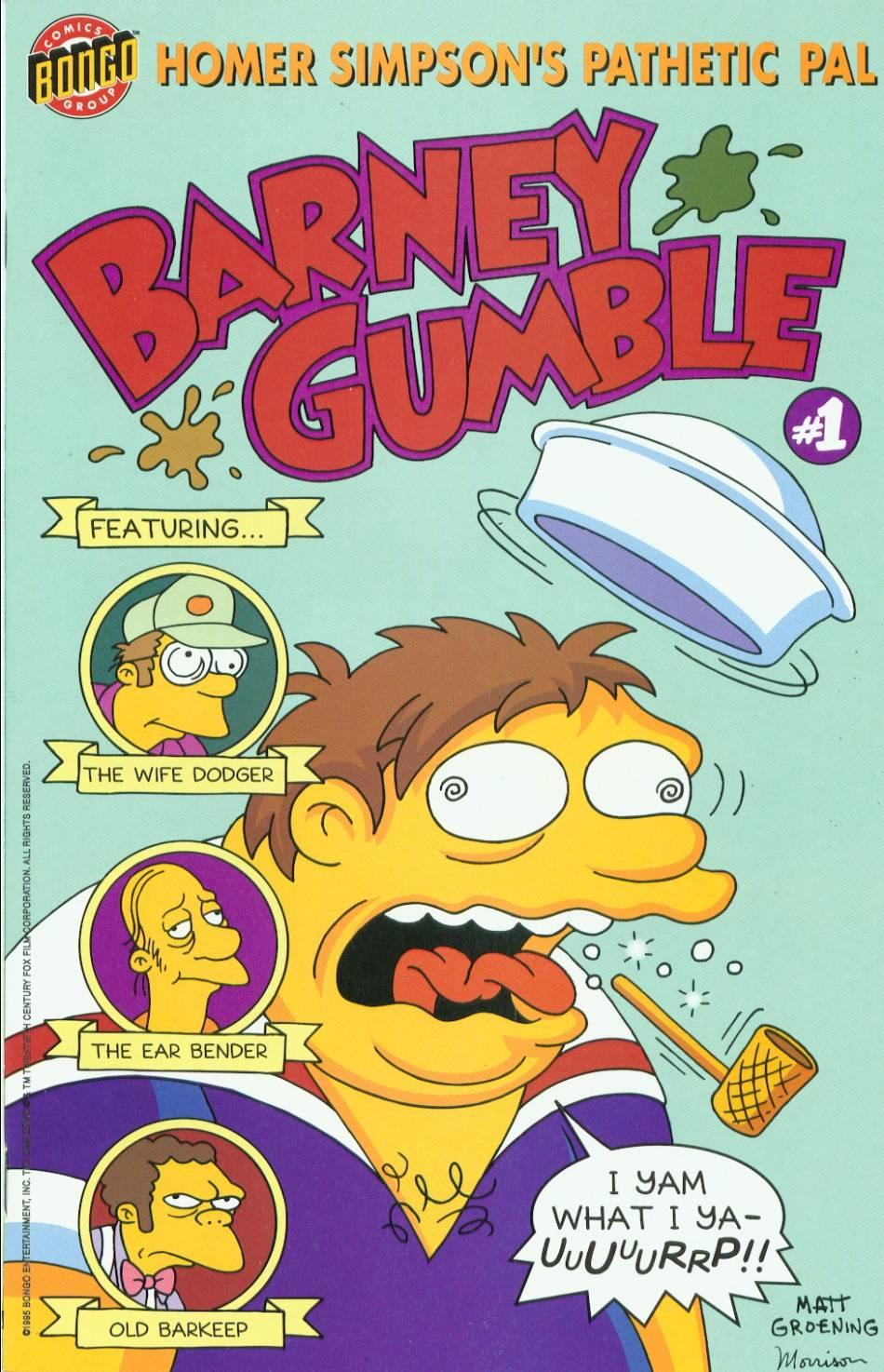 Read online Simpsons Comics comic -  Issue #9 - 23