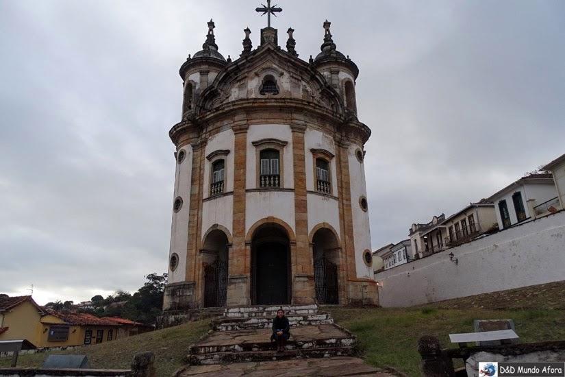 Igreja do Rosário - O que fazer em Ouro Preto (MG)