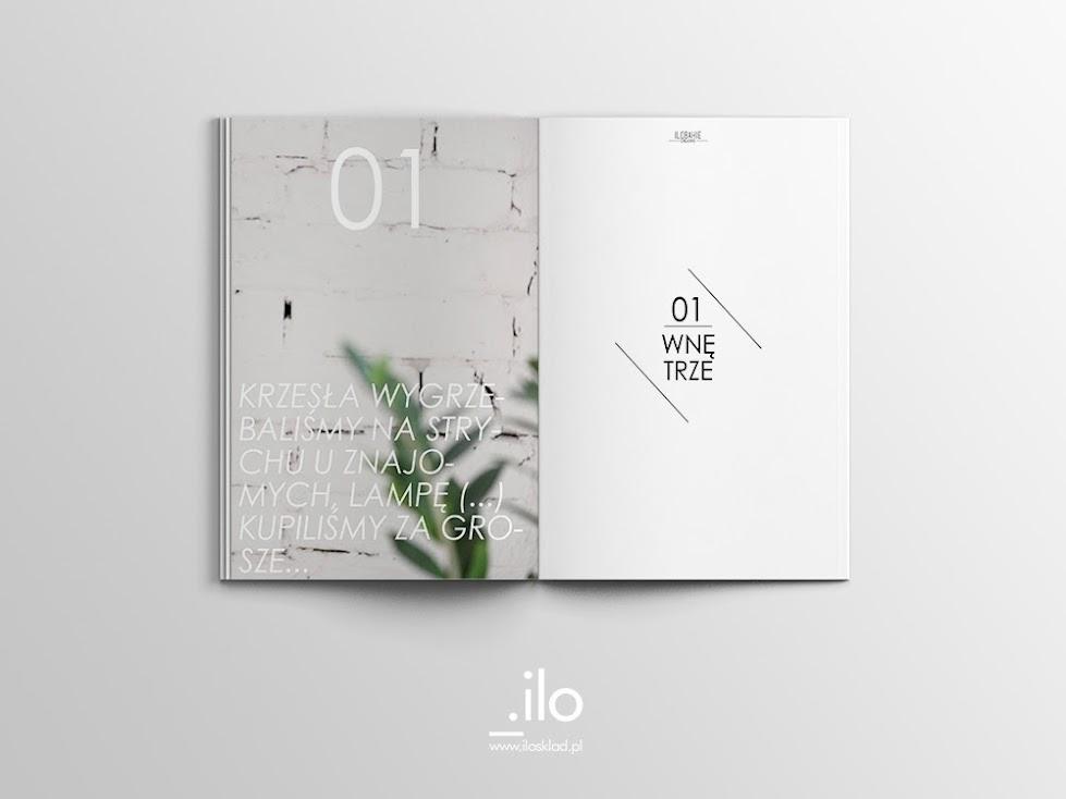 Minimalistyczny magazyn