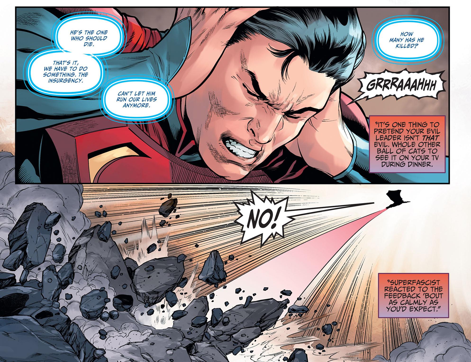 Read online Injustice: Ground Zero comic -  Issue #20 - 5