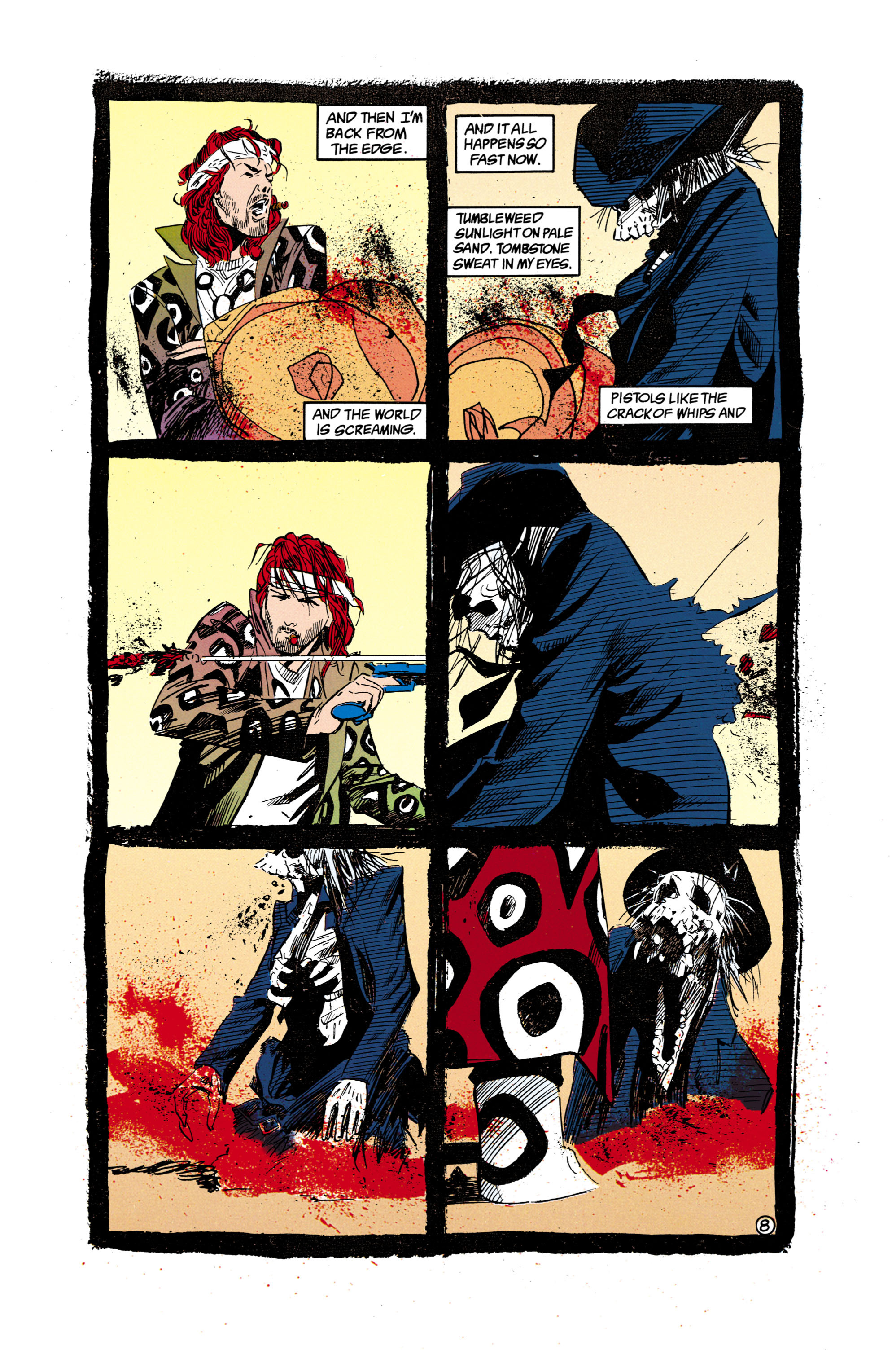 Read online Shade, the Changing Man comic -  Issue #17 - 9