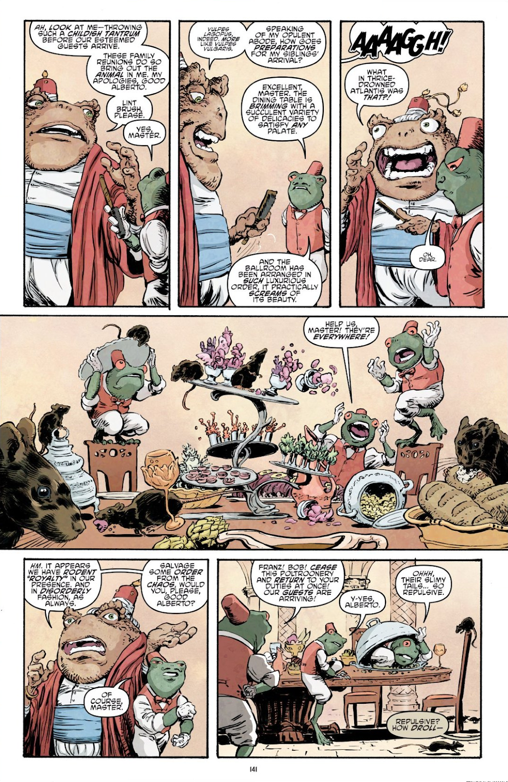 Read online Teenage Mutant Ninja Turtles: The IDW Collection comic -  Issue # TPB 9 (Part 2) - 41