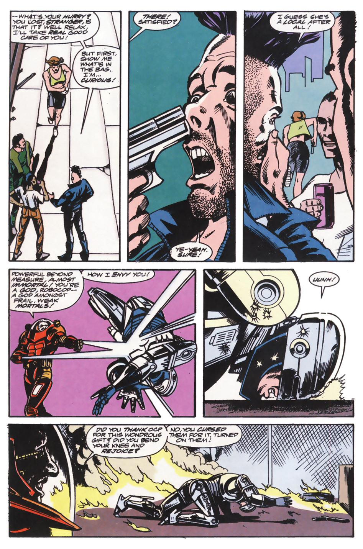 Read online Robocop (1990) comic -  Issue #14 - 16