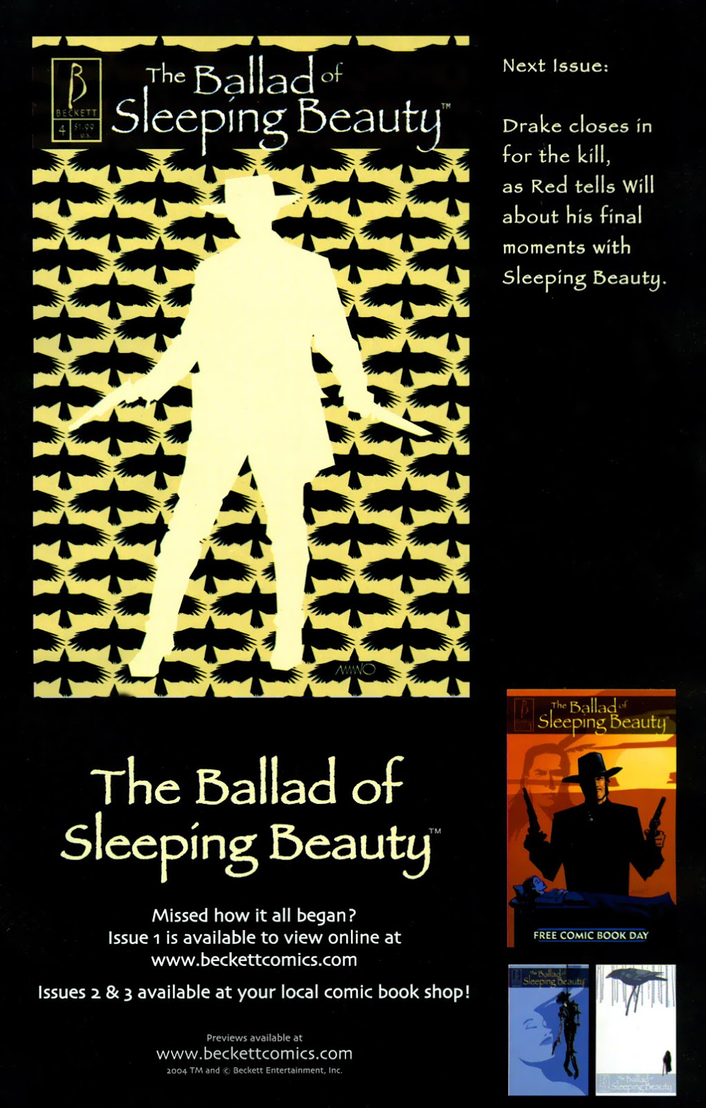 Read online The Ballad of Sleeping Beauty comic -  Issue #3 - 25