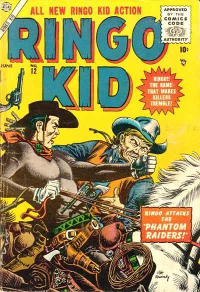 Ringo Kid (1955) issue 12 - Page 1