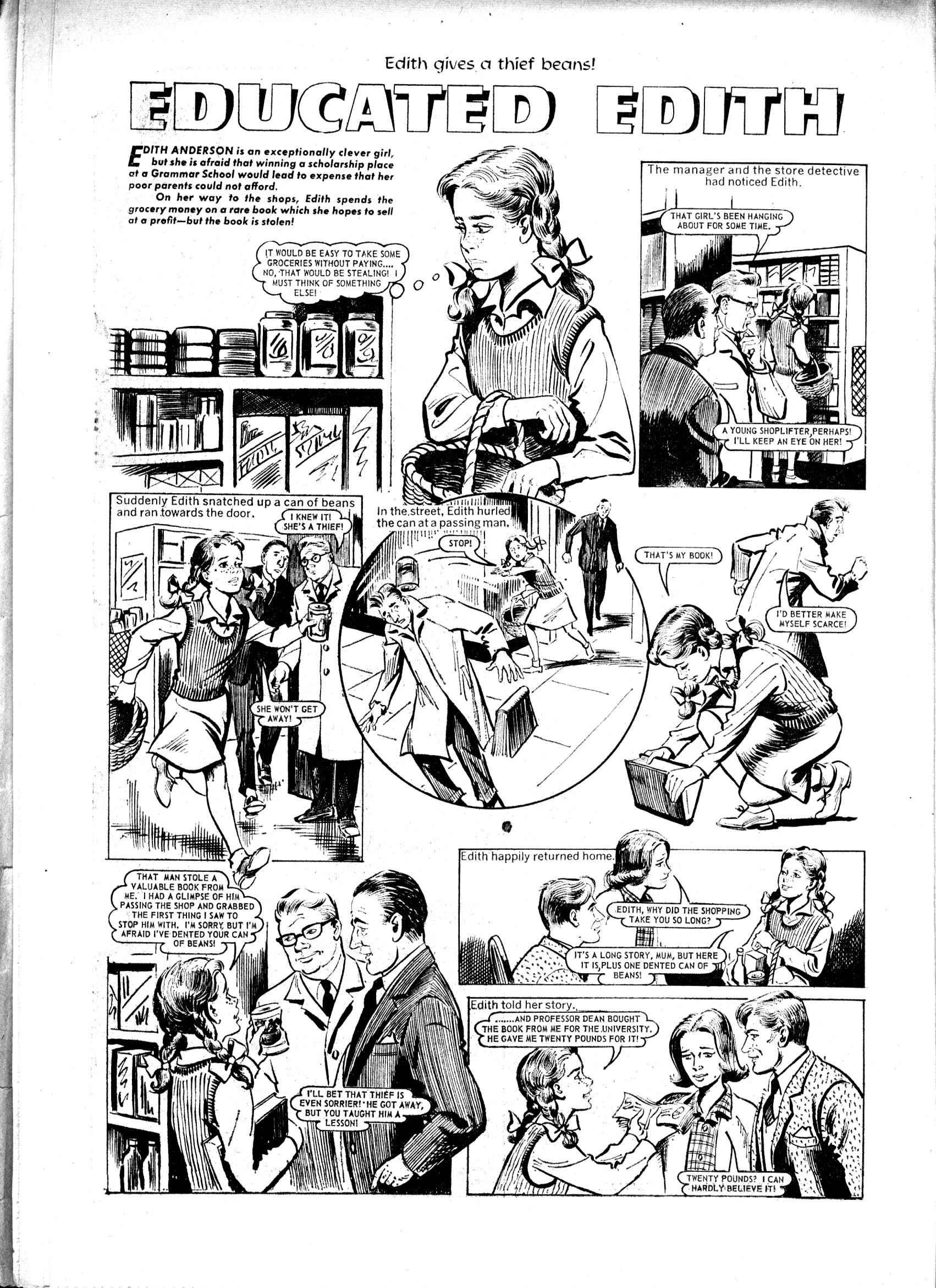 Read online Judy comic -  Issue #359 - 22