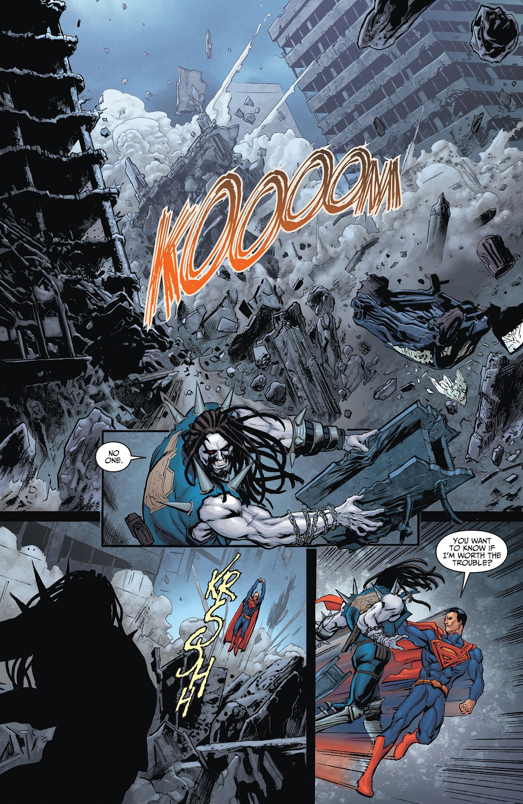 Injustice: Gods Among Us [I] issue _Annual_1 - Page 11