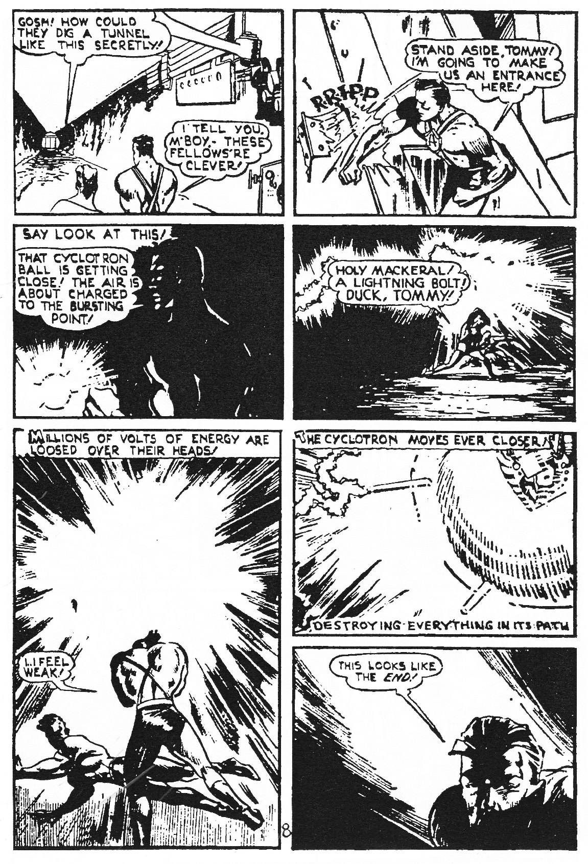 Read online Men of Mystery Comics comic -  Issue #83 - 42