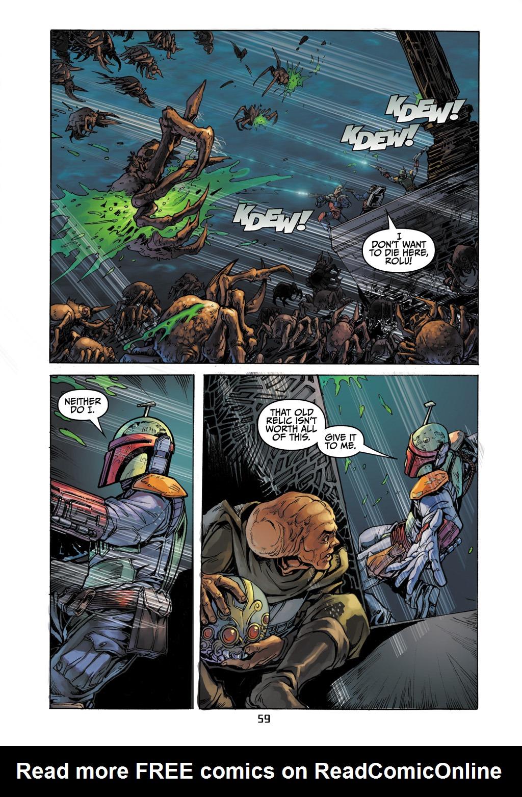 Read online Star Wars Omnibus comic -  Issue # Vol. 33 - 377