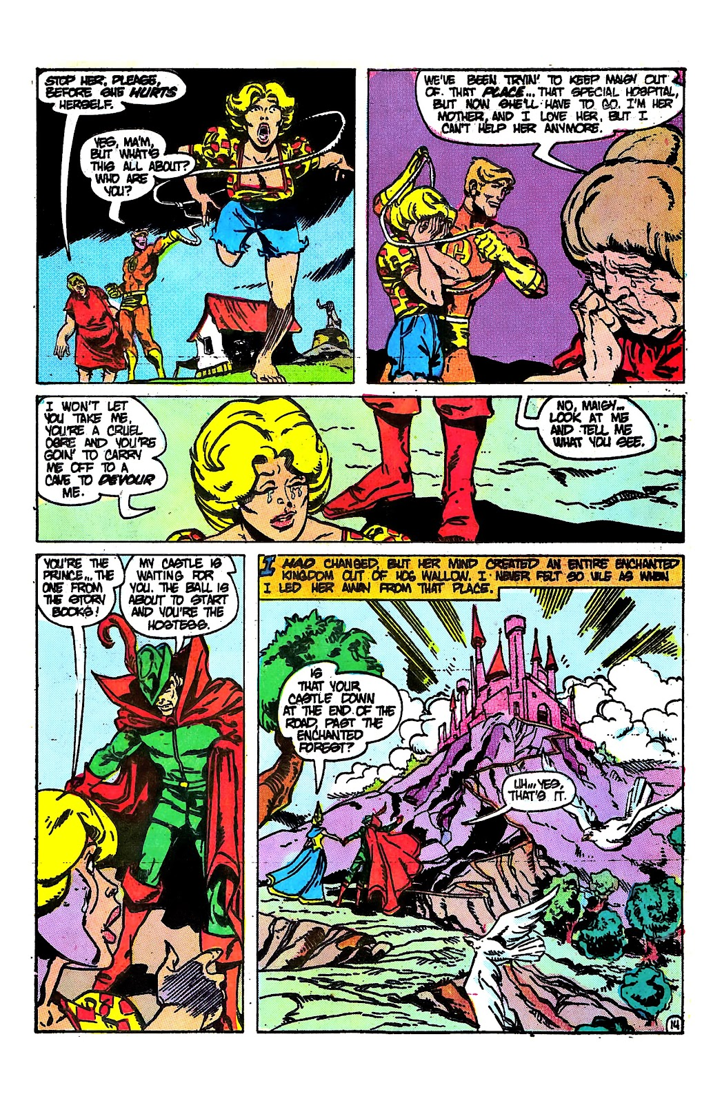 E-Man (1973) issue 10 - Page 19