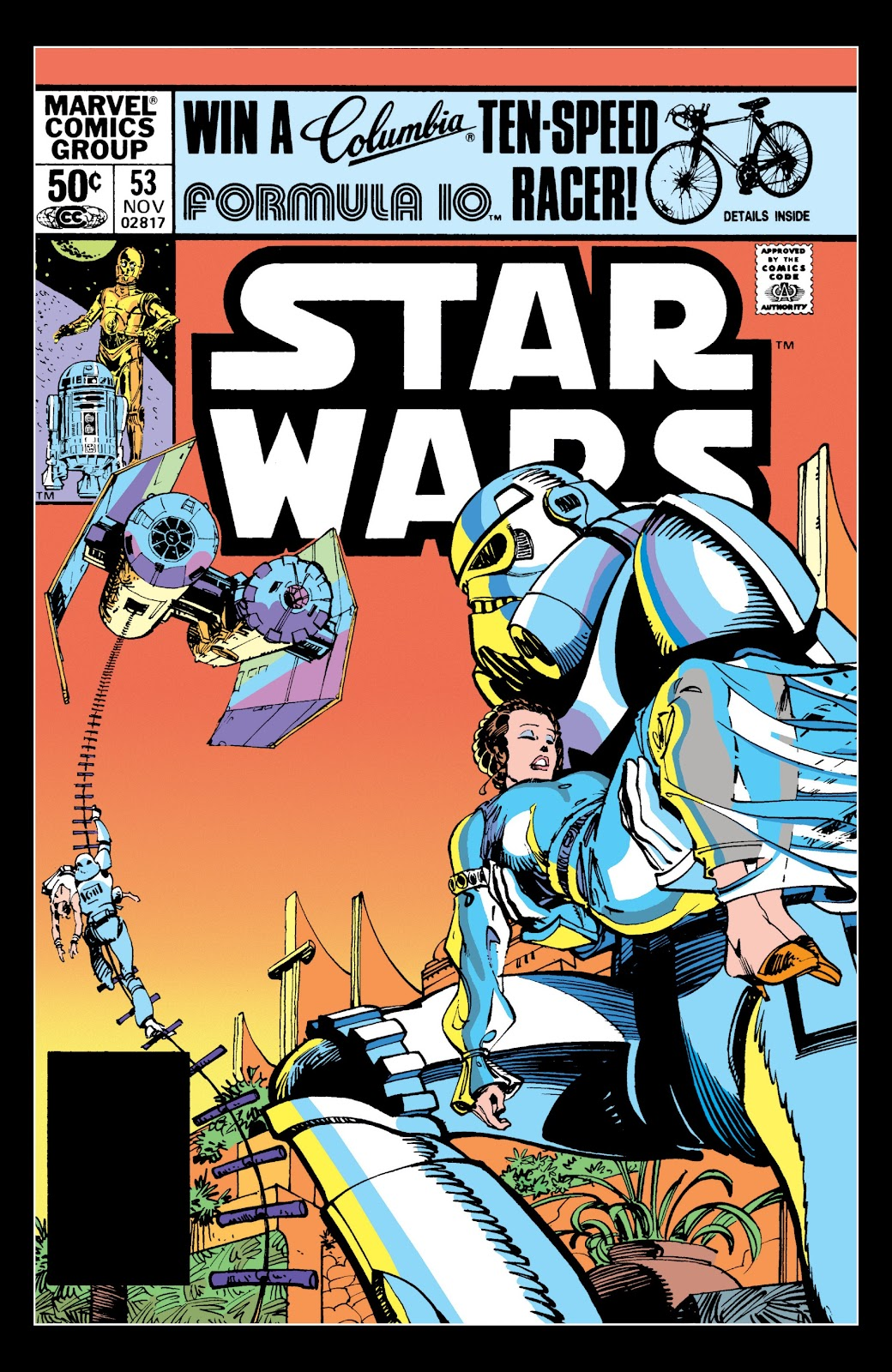 Read online Star Wars Legends: The Original Marvel Years - Epic Collection comic -  Issue # TPB 3 (Part 4) - 12