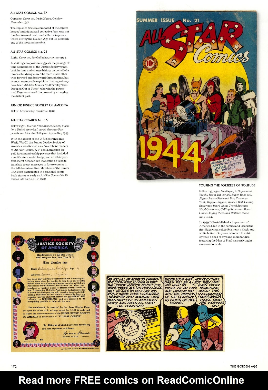 Read online 75 Years Of DC Comics comic -  Issue # TPB (Part 2) - 83