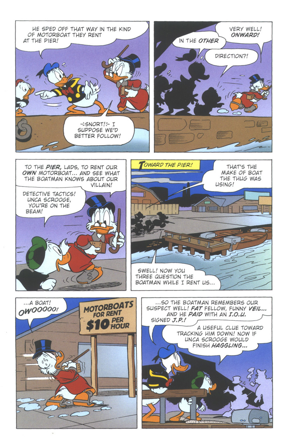 Read online Uncle Scrooge (1953) comic -  Issue #338 - 54
