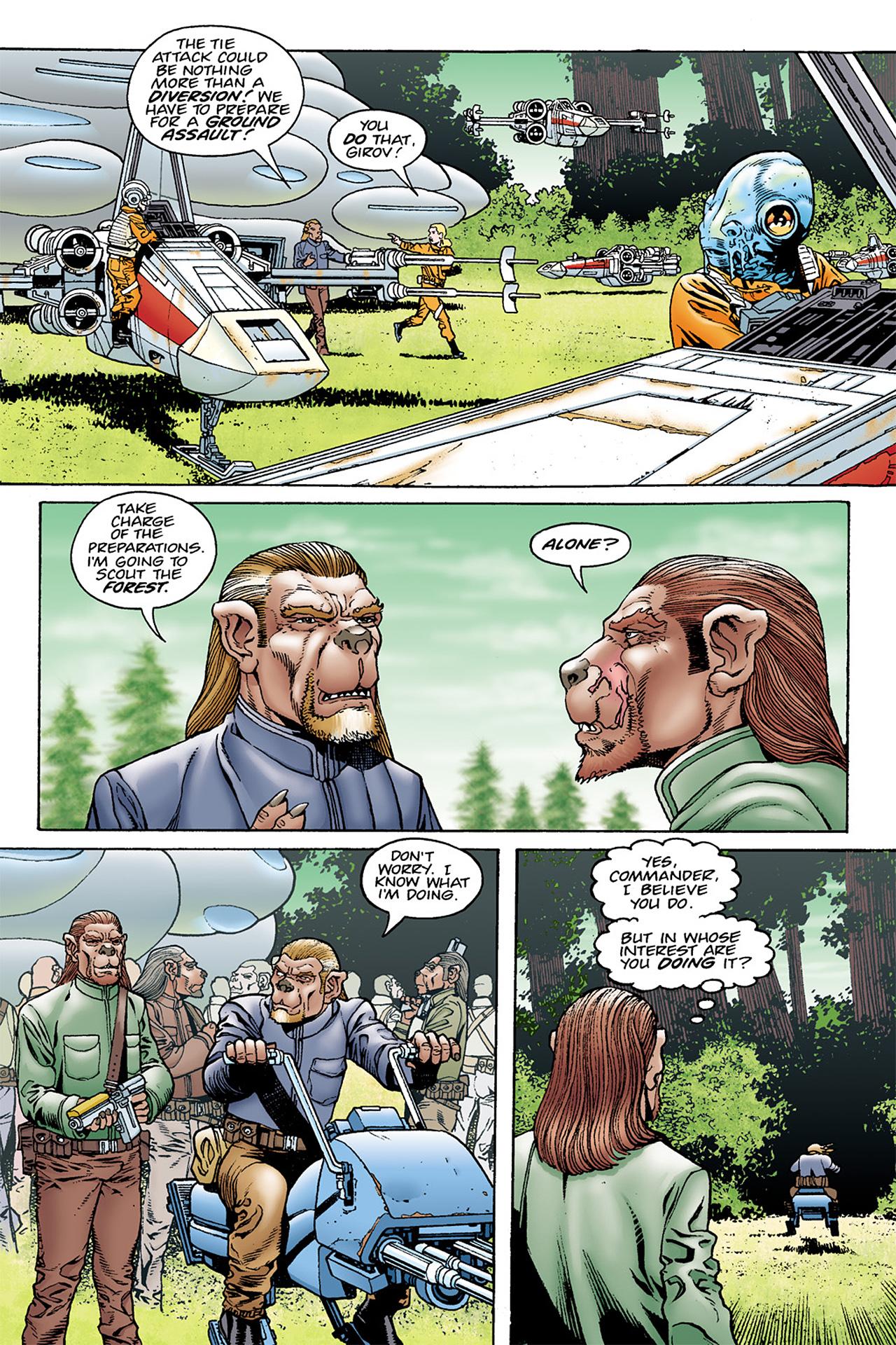 Read online Star Wars Omnibus comic -  Issue # Vol. 2 - 262