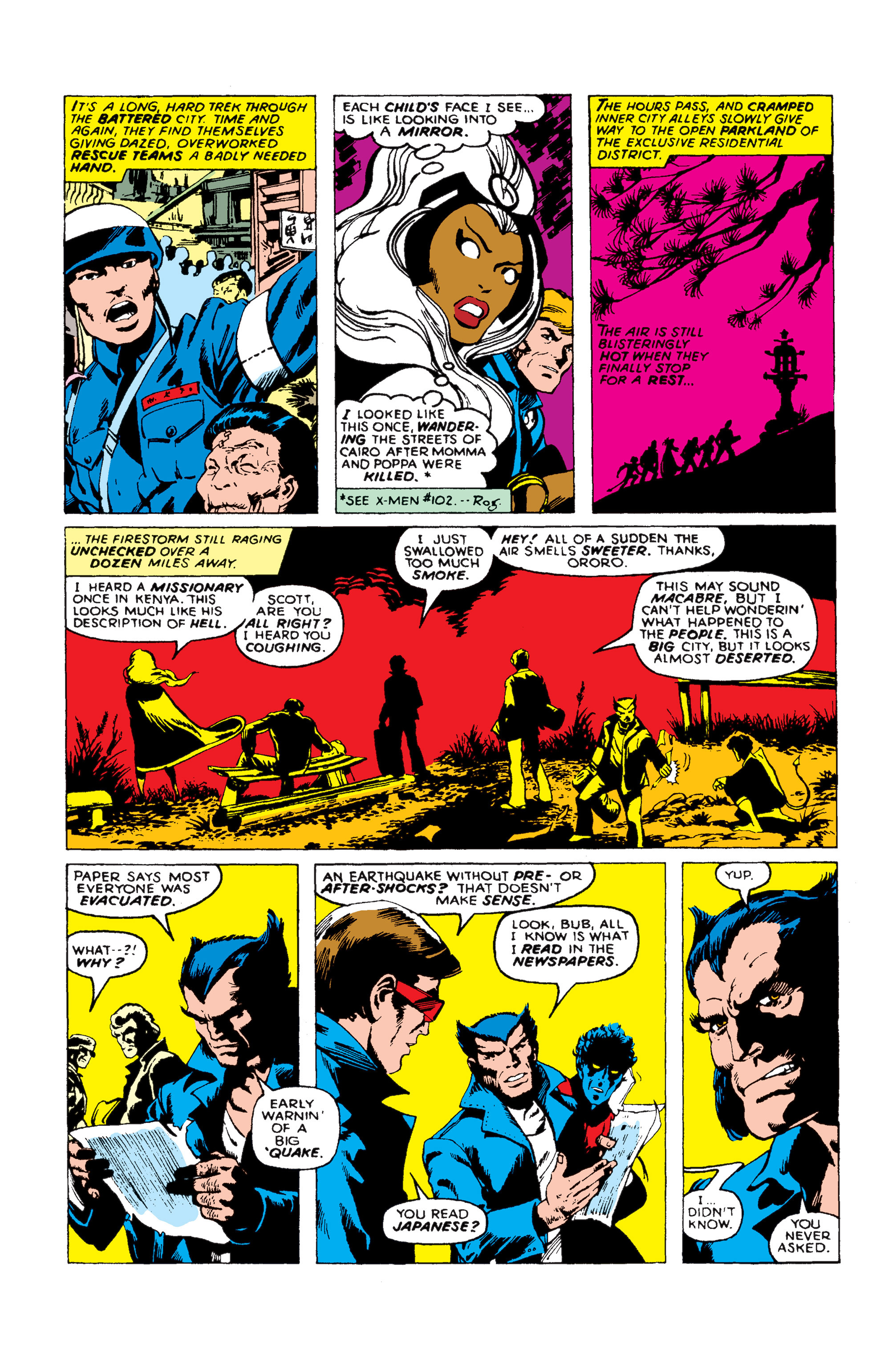 Uncanny X-Men (1963) 118 Page 4
