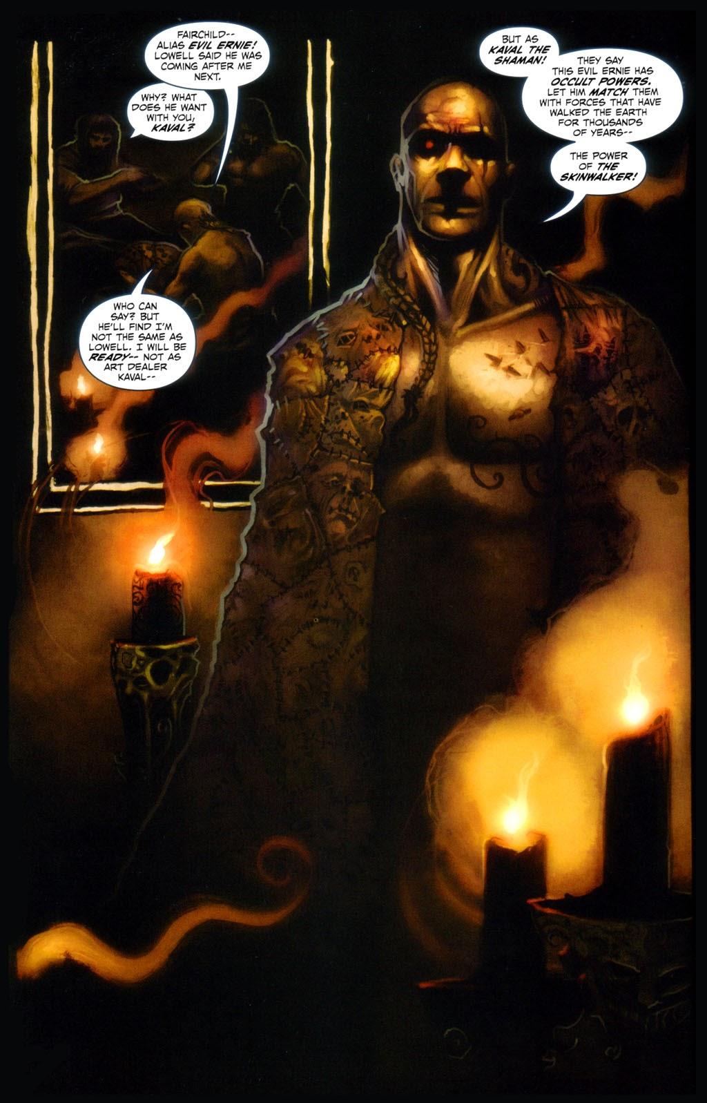 Read online Evil Ernie in Santa Fe comic -  Issue #2 - 5