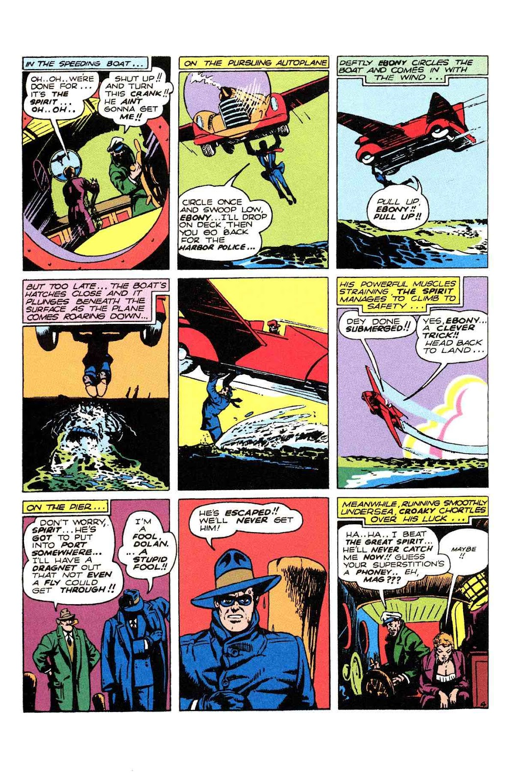 Read online Will Eisner's The Spirit Archives comic -  Issue # TPB 2 (Part 2) - 16