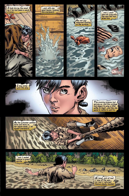 Read online Treasure Island comic -  Issue #5 - 4