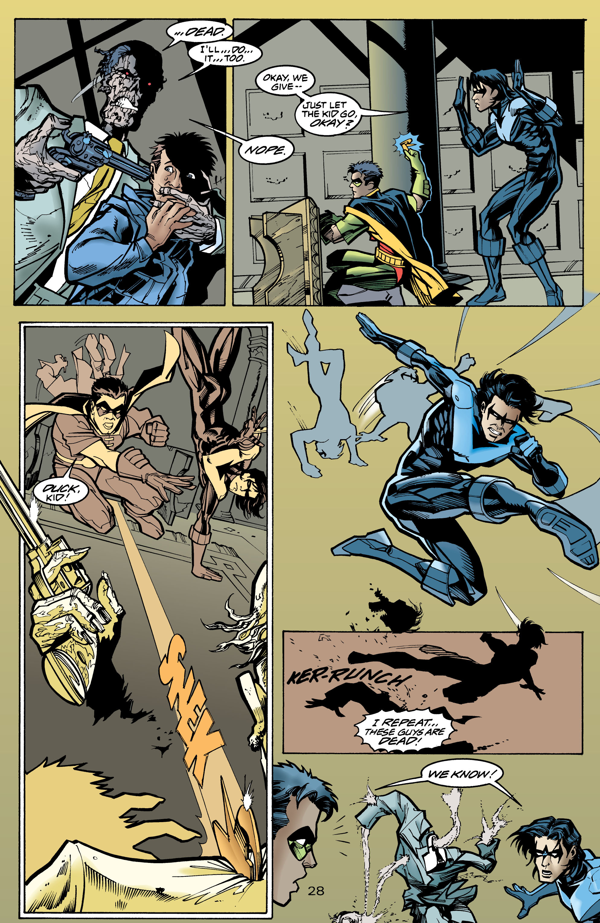 Read online Batman: Day of Judgment comic -  Issue # Full - 29