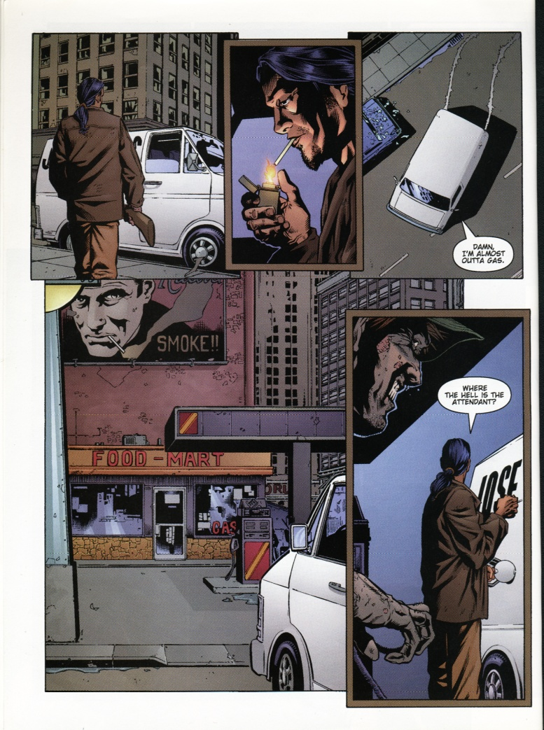 Resident Evil (1998) Issue #1 #1 - English 41