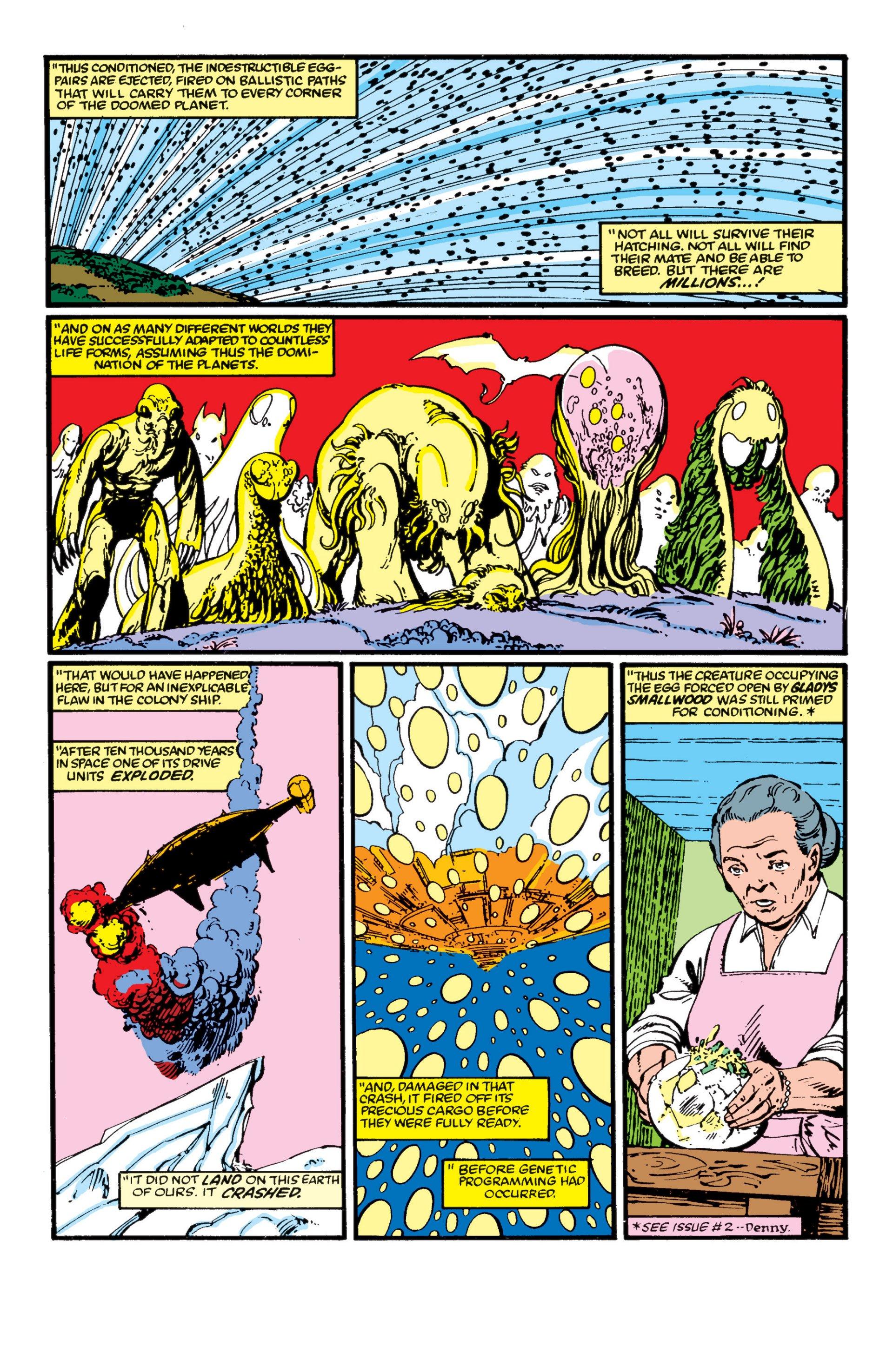 Read online Alpha Flight (1983) comic -  Issue #4 - 14