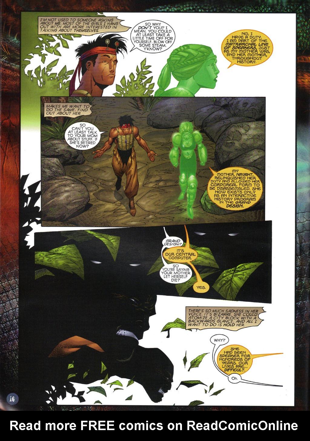 Read online Turok 2: Adon's Curse comic -  Issue # Full - 17