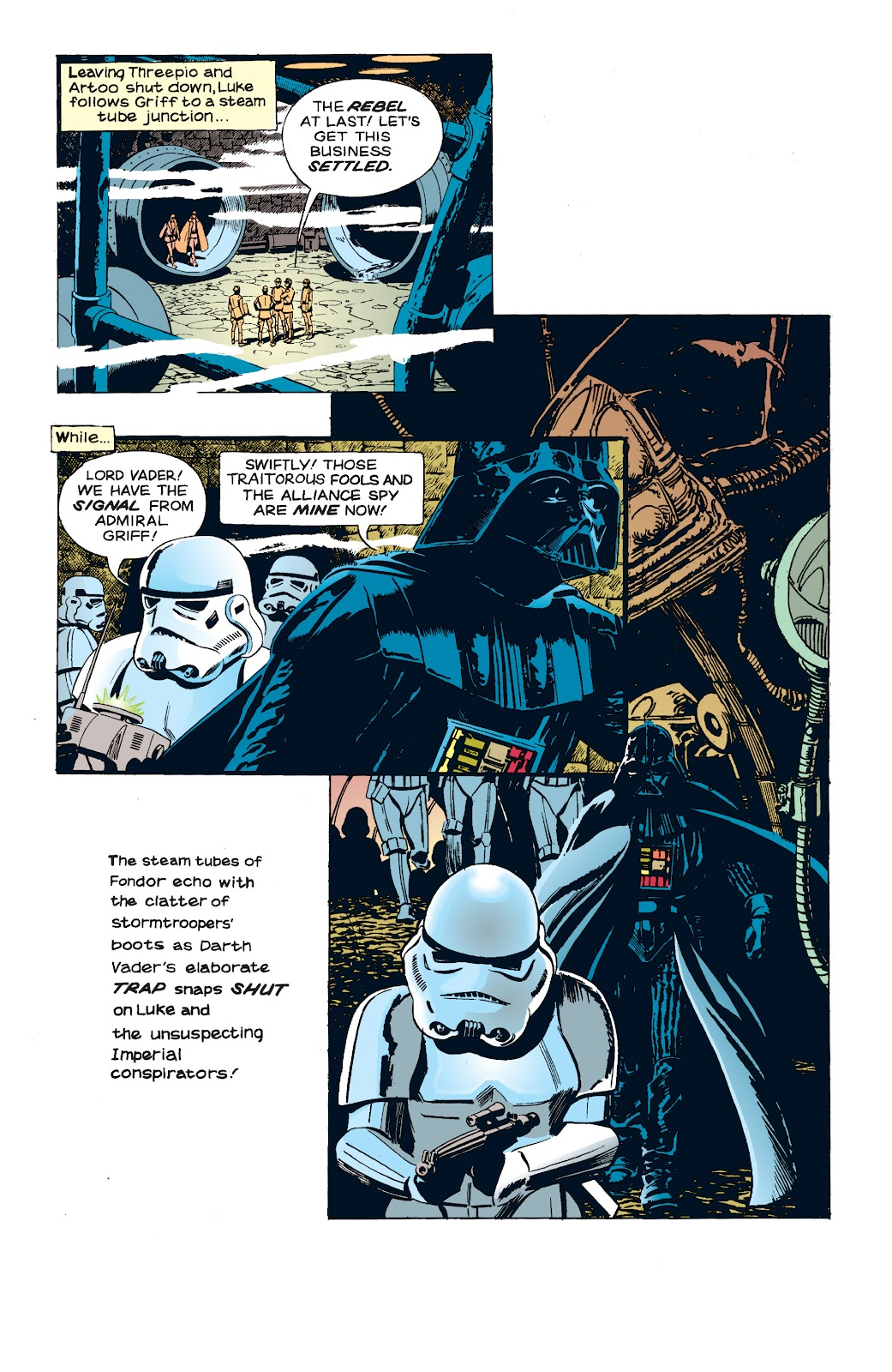 Read online Star Wars Legends: The Newspaper Strips - Epic Collection comic -  Issue # TPB (Part 5) - 62