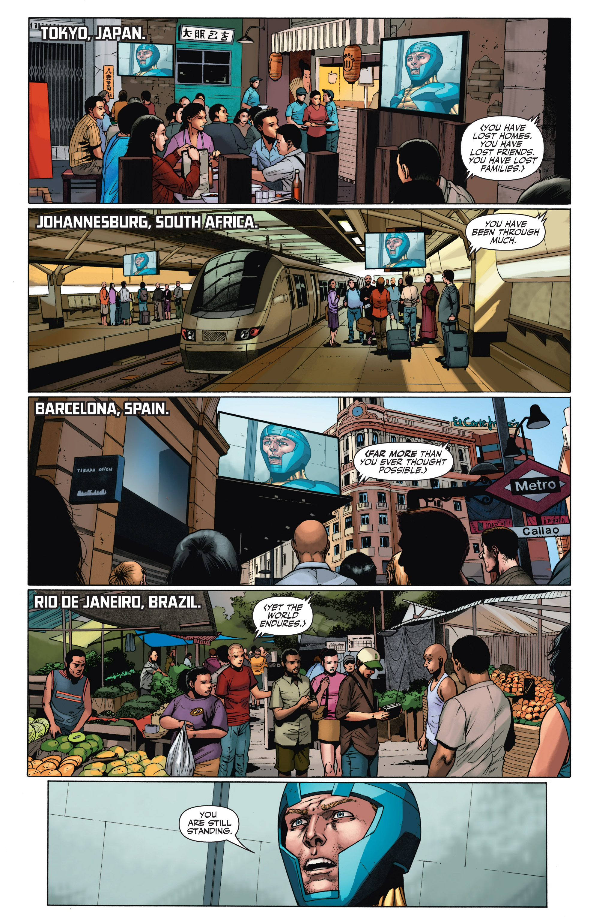 Read online Armor Hunters: Aftermath comic -  Issue # Full - 21