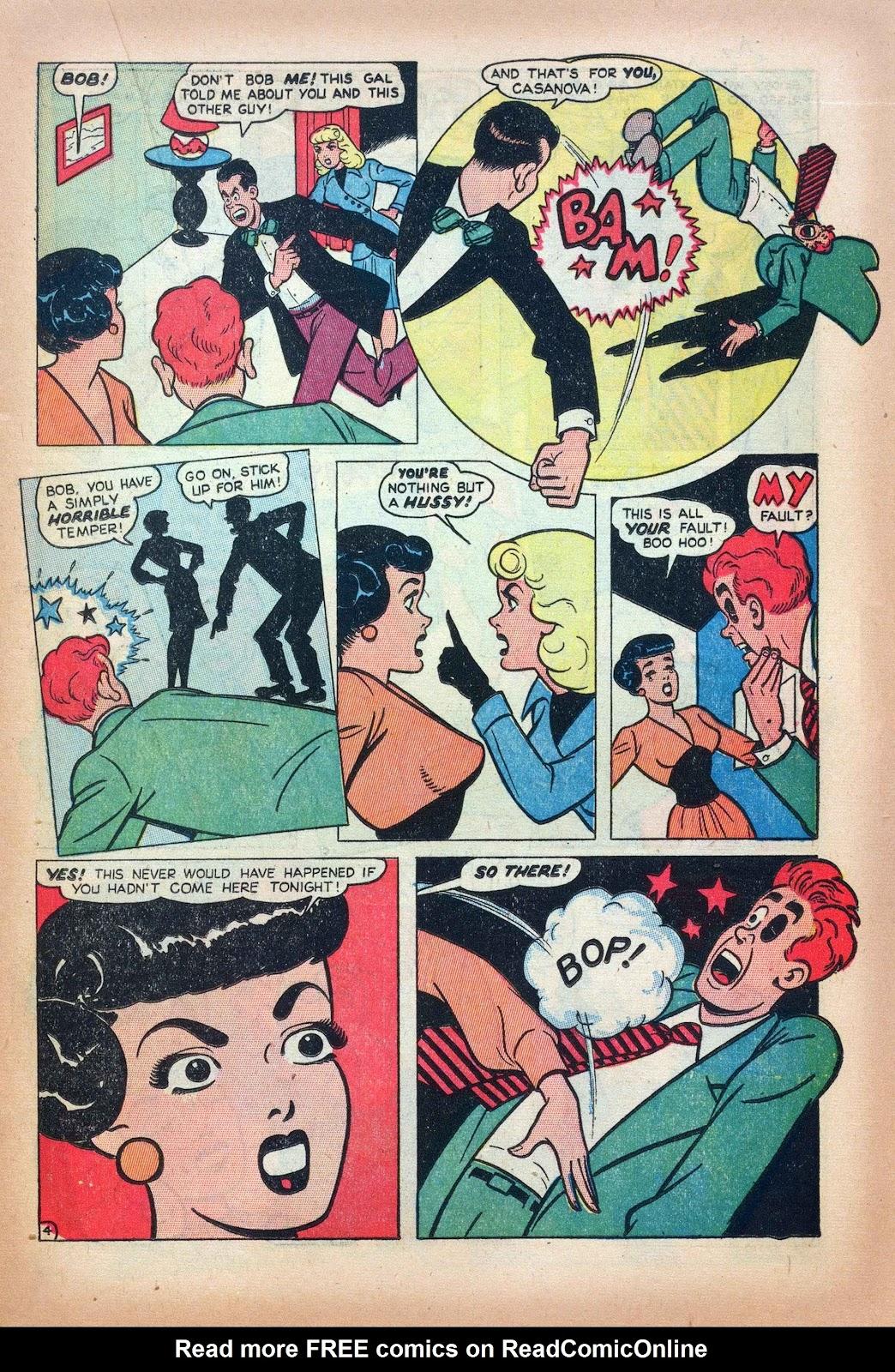 Tessie the Typist issue 16 - Page 19