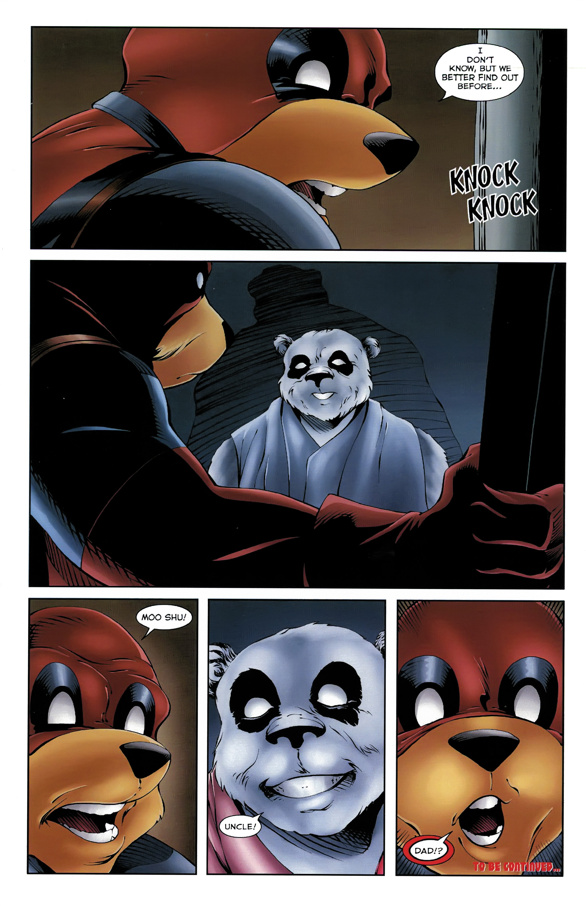 Read online Dead Pooh comic -  Issue #3 - 24