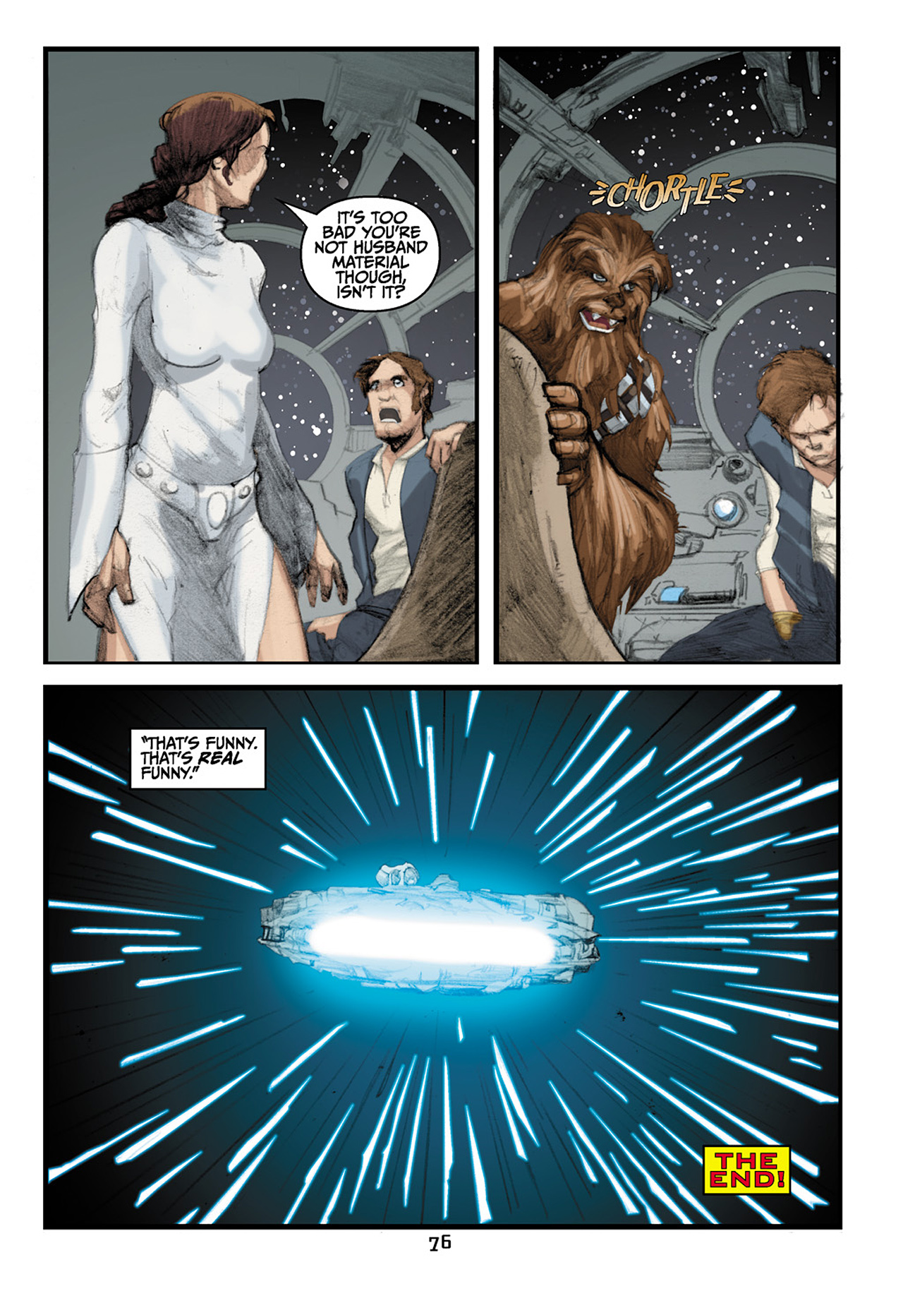 Read online Star Wars Omnibus comic -  Issue # Vol. 33 - 158