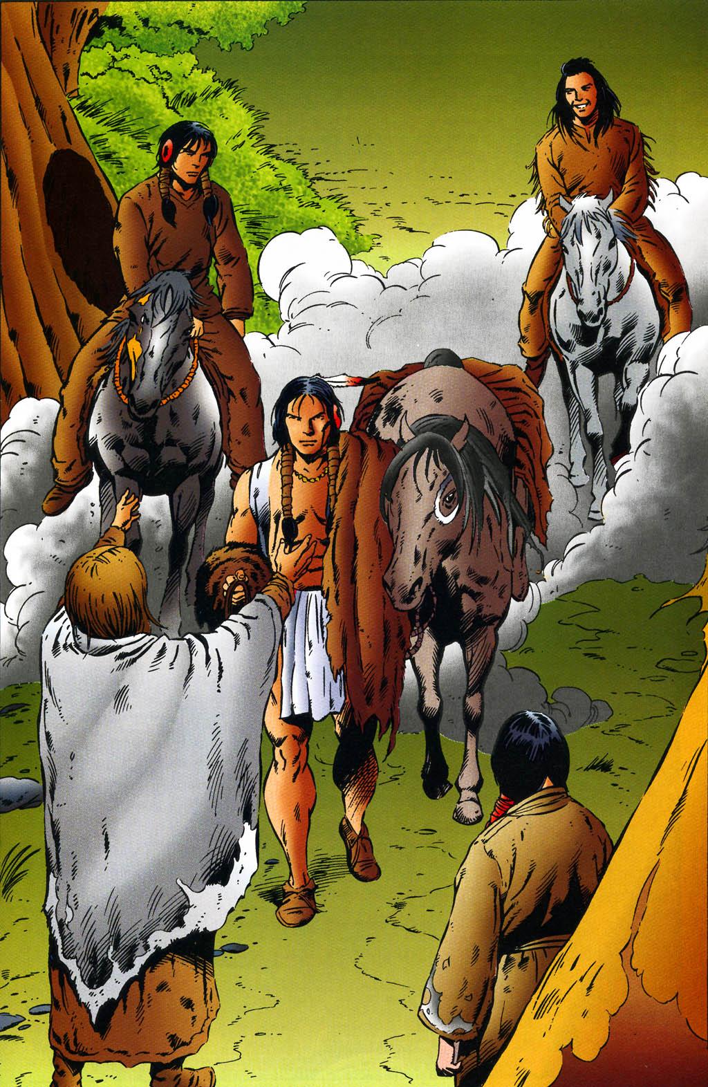 Read online Turok, Dinosaur Hunter (1993) comic -  Issue #43 - 12