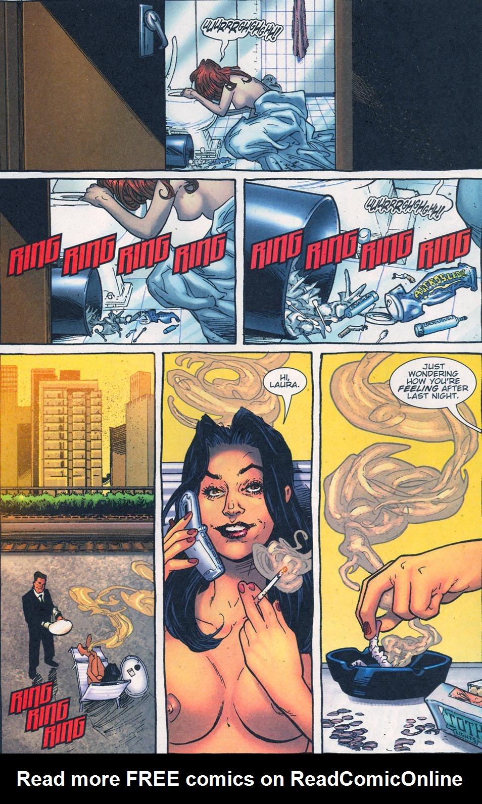 Read online The Exterminators comic -  Issue #15 - 21