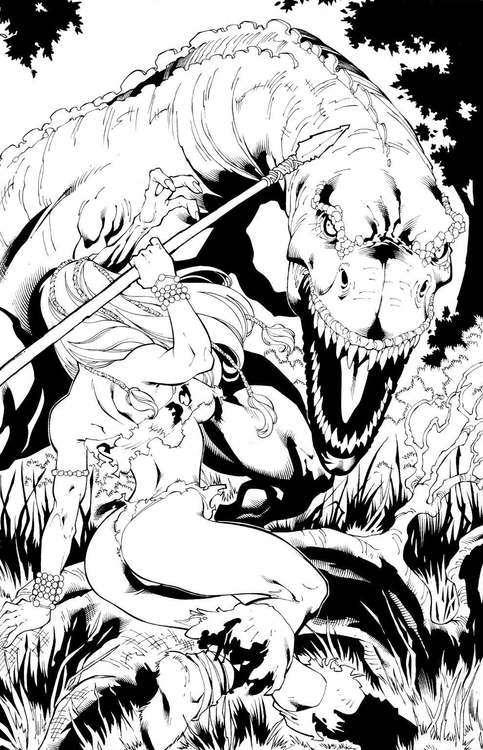 Read online Jungle Fantasy (2002) comic -  Issue #3 - 15