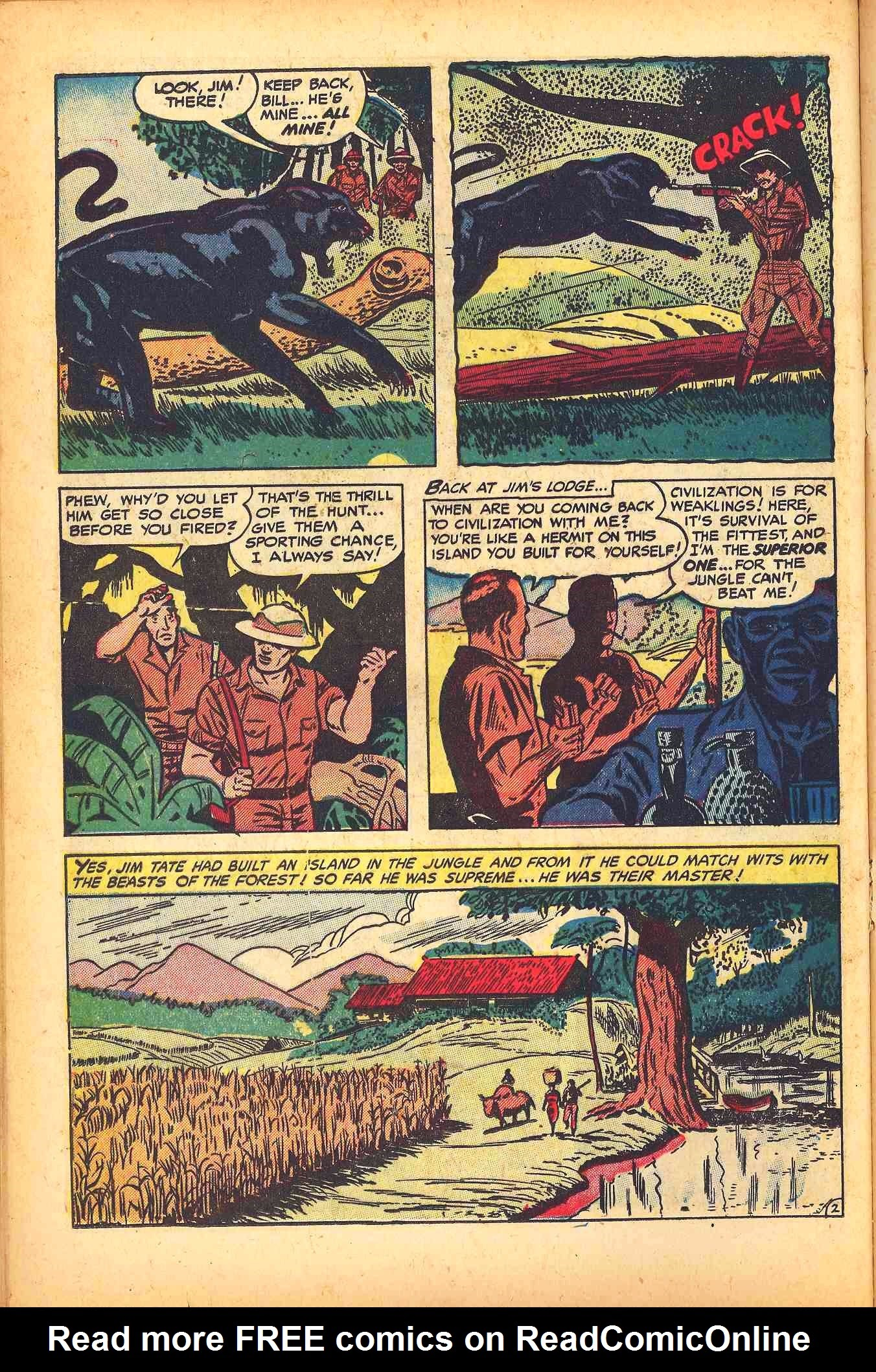 Weird Mysteries (1952) issue 6 - Page 16