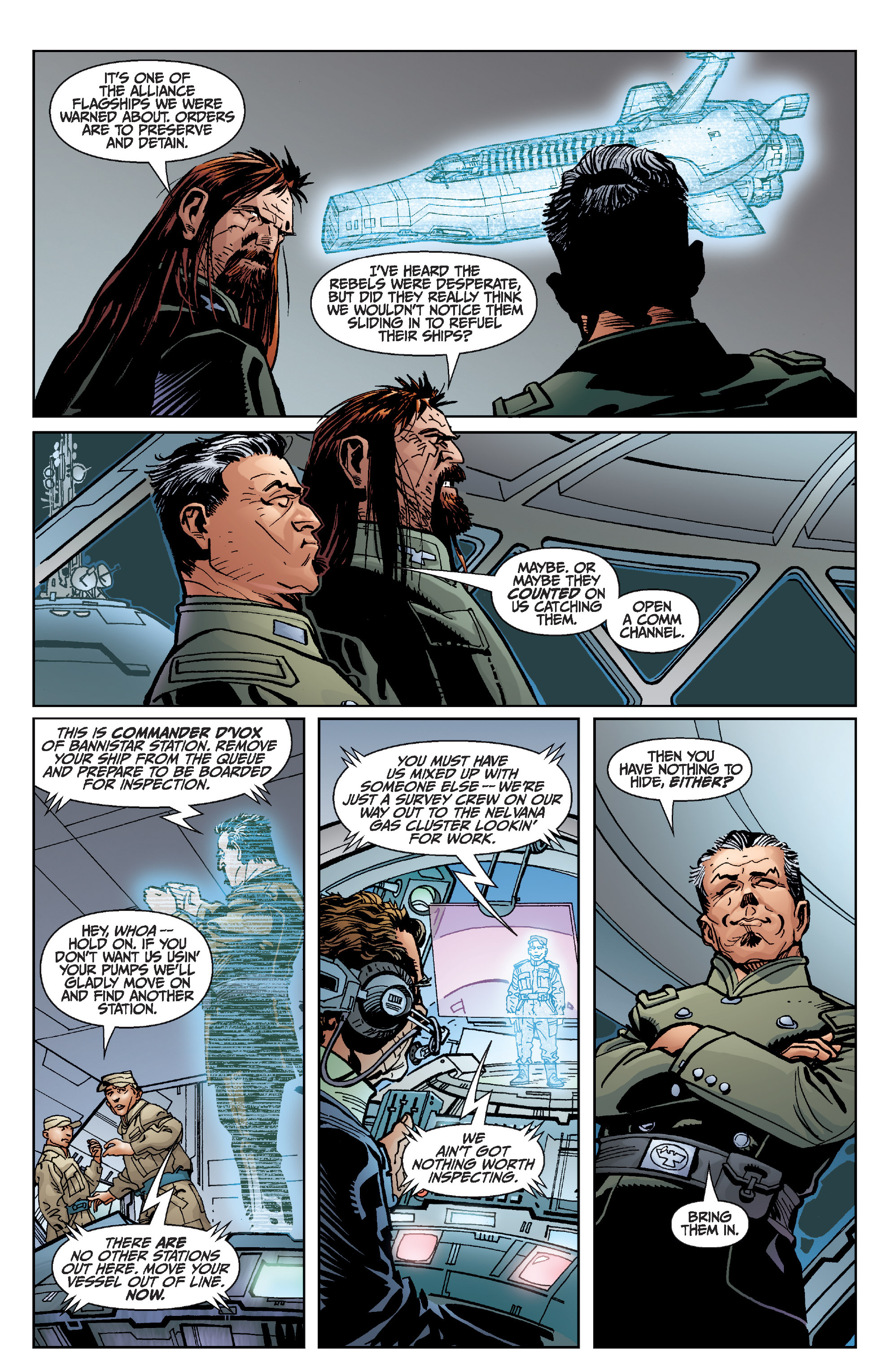 Read online Star Wars Omnibus comic -  Issue # Vol. 20 - 318