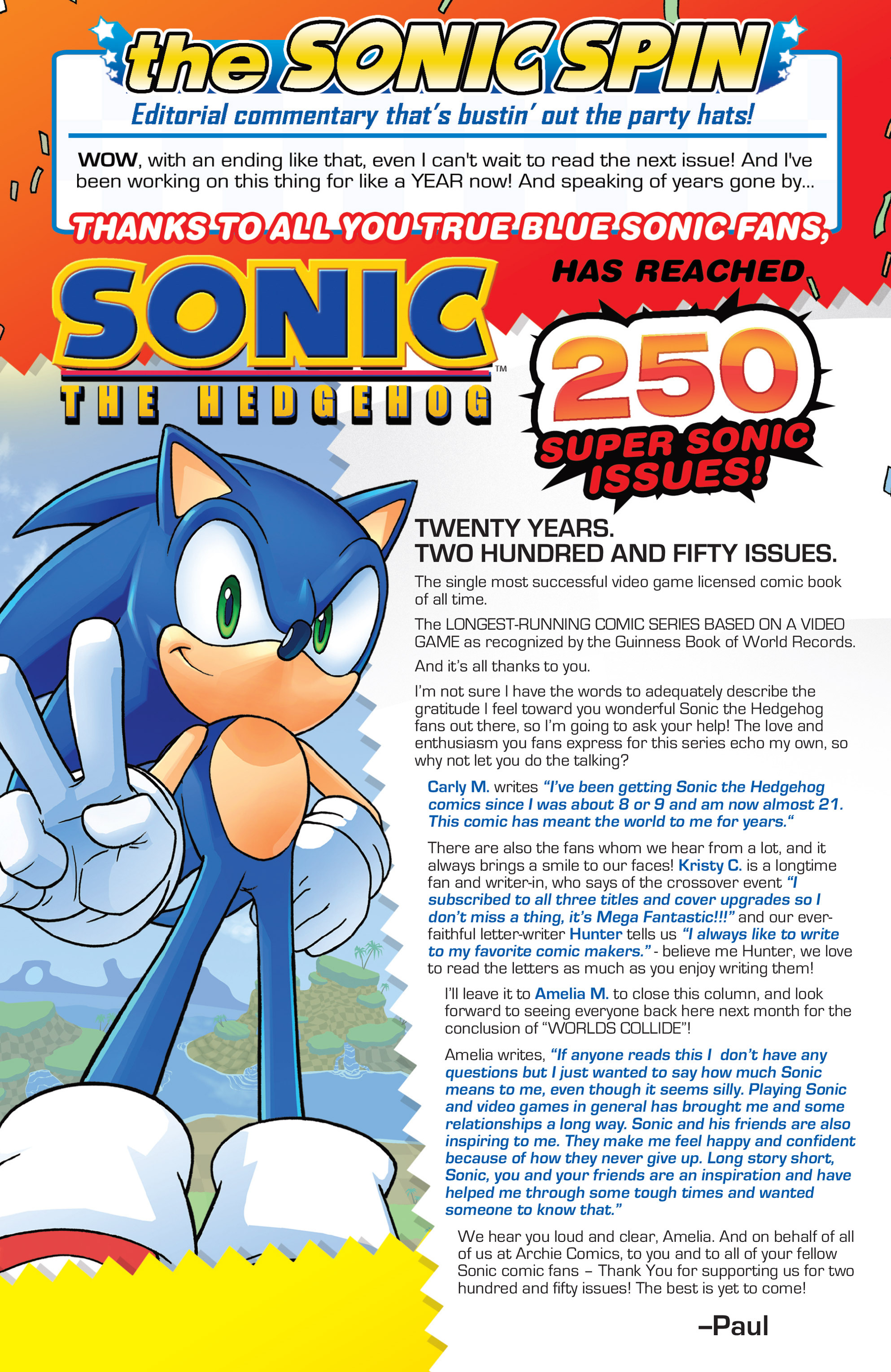 Read online Sonic Mega Man Worlds Collide comic -  Issue # Vol 3 - 32