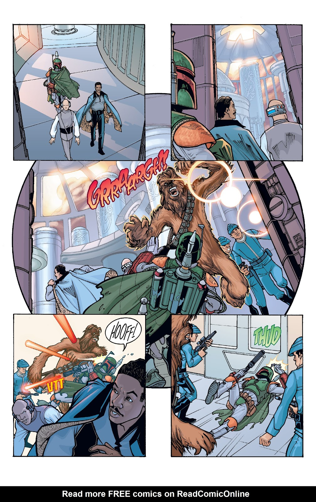 Read online Star Wars Legends: Infinities - Epic Collection comic -  Issue # TPB (Part 2) - 28
