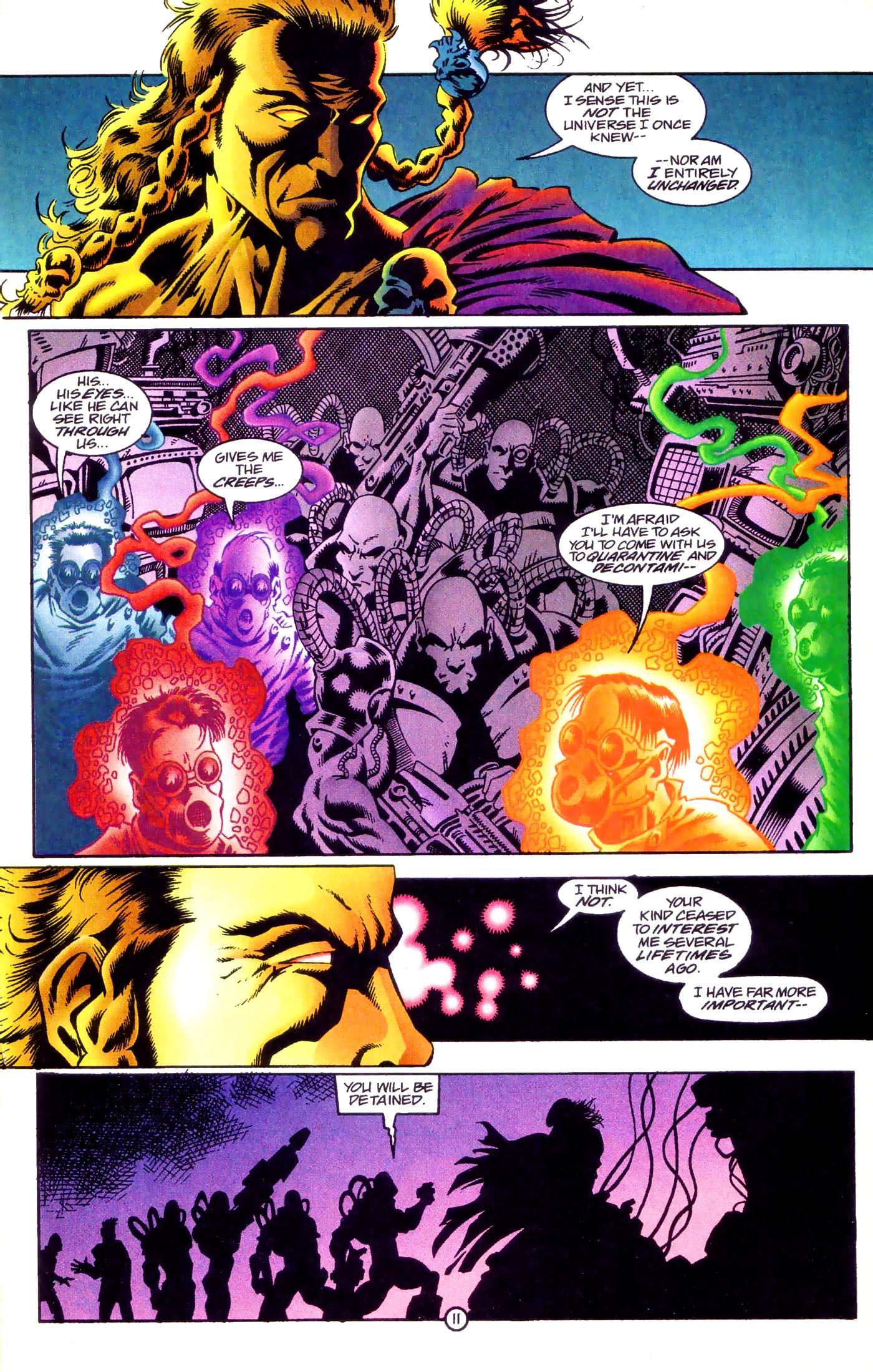 Read online Rune (1995) comic -  Issue #1 - 12